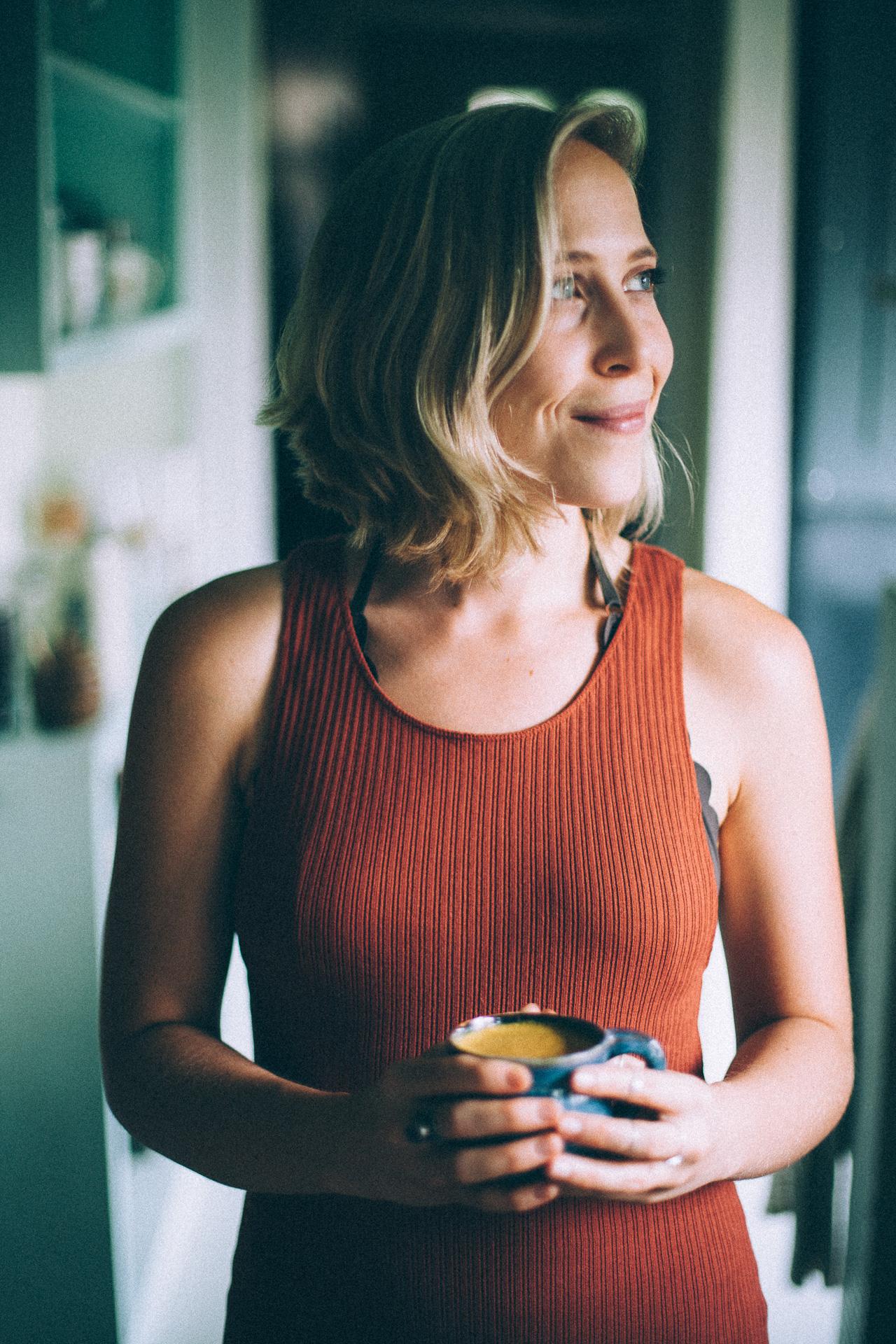 golden milk mocha | vegan recipe via willfrolicforfood.com