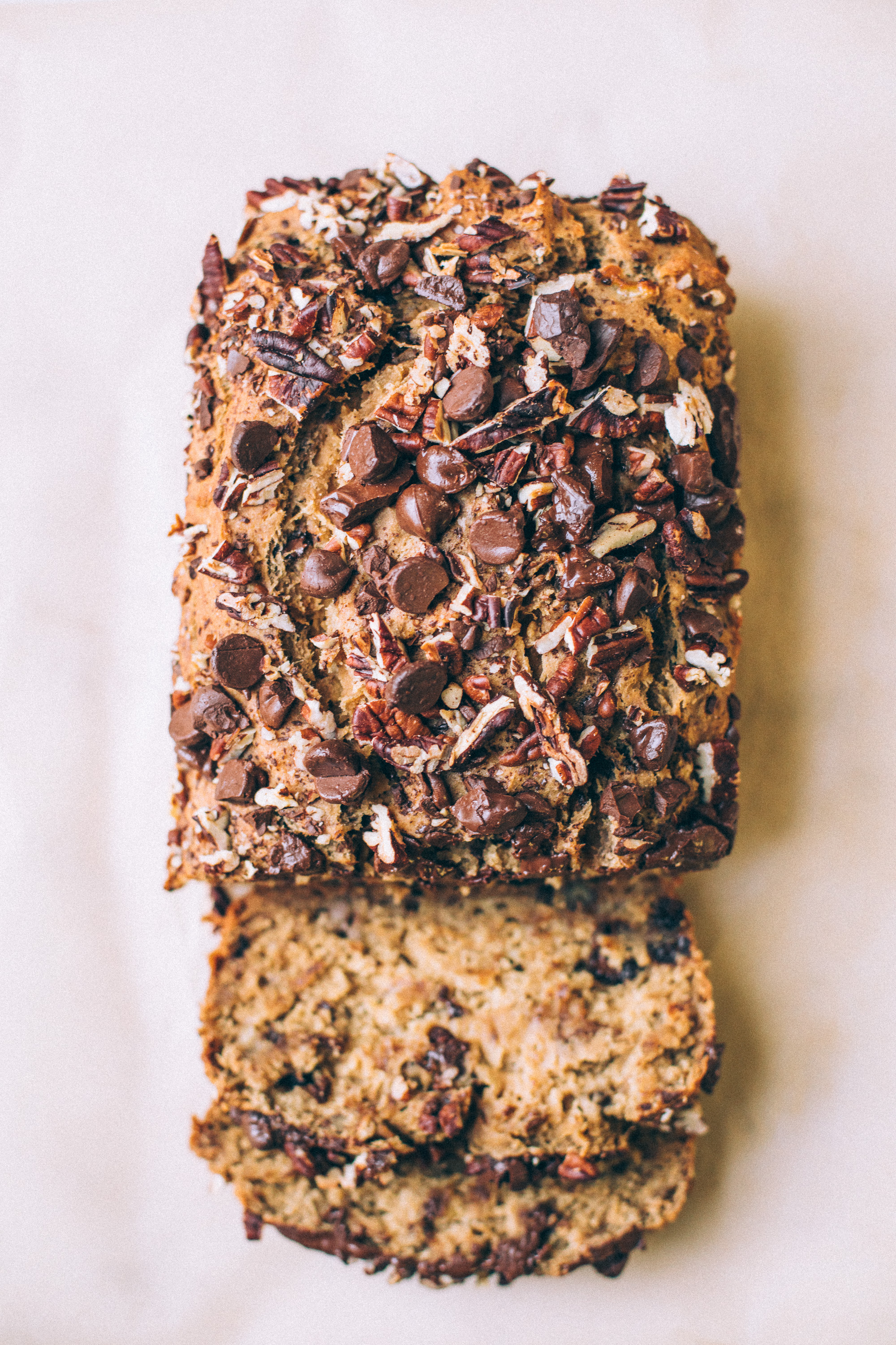 the best gluten free dairy free banana bread recipe! from Will Frolic for Food blog