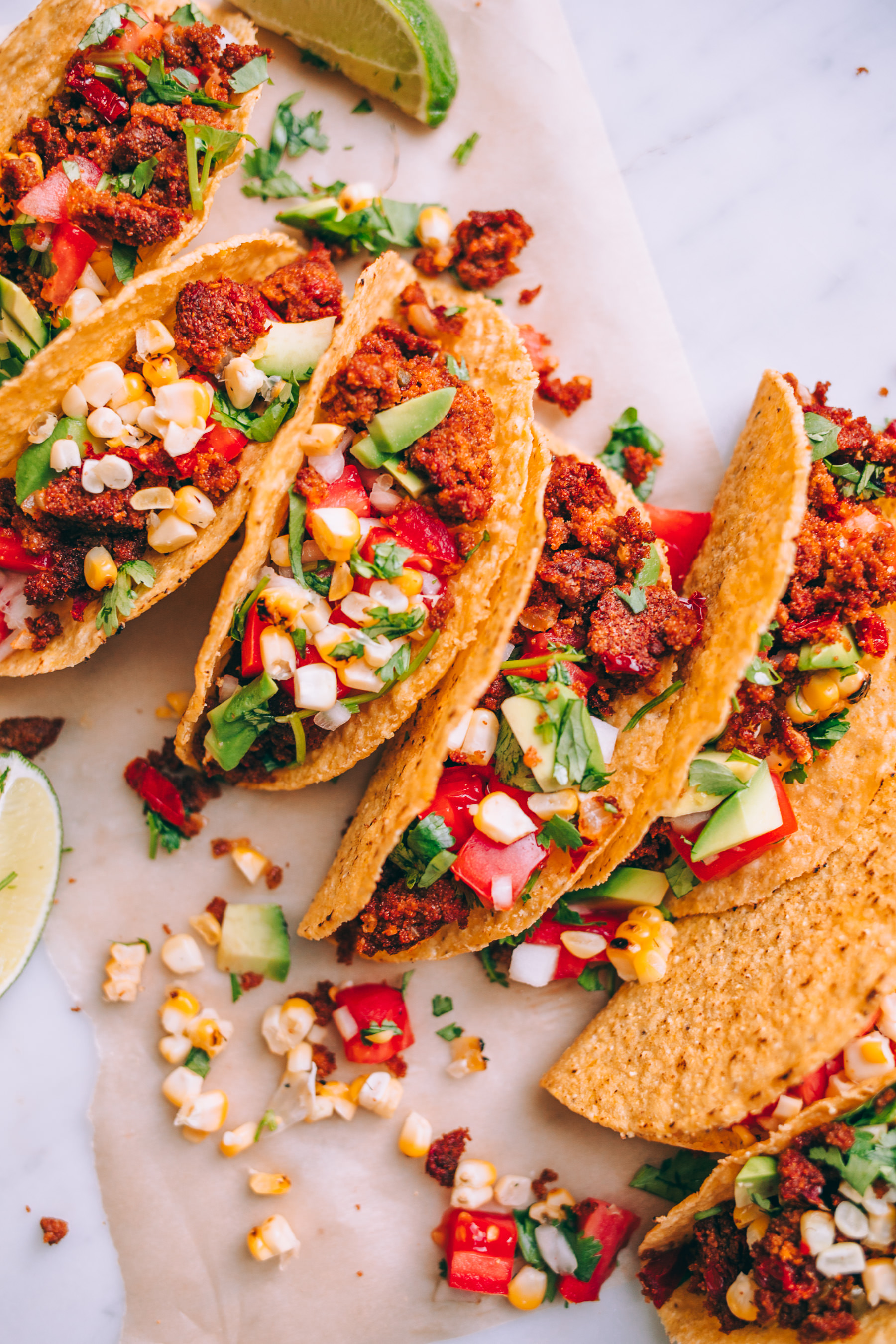 teff taco meat recipe! via will frolic for food