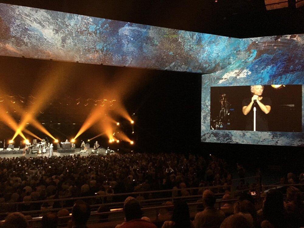 JON BON JOVI & THE KINGS OF SUBURBIA Deloitte PPMD 2018 -- Park Theater, Las Vegas Concert Producer for Eighth Sea, Inc.
