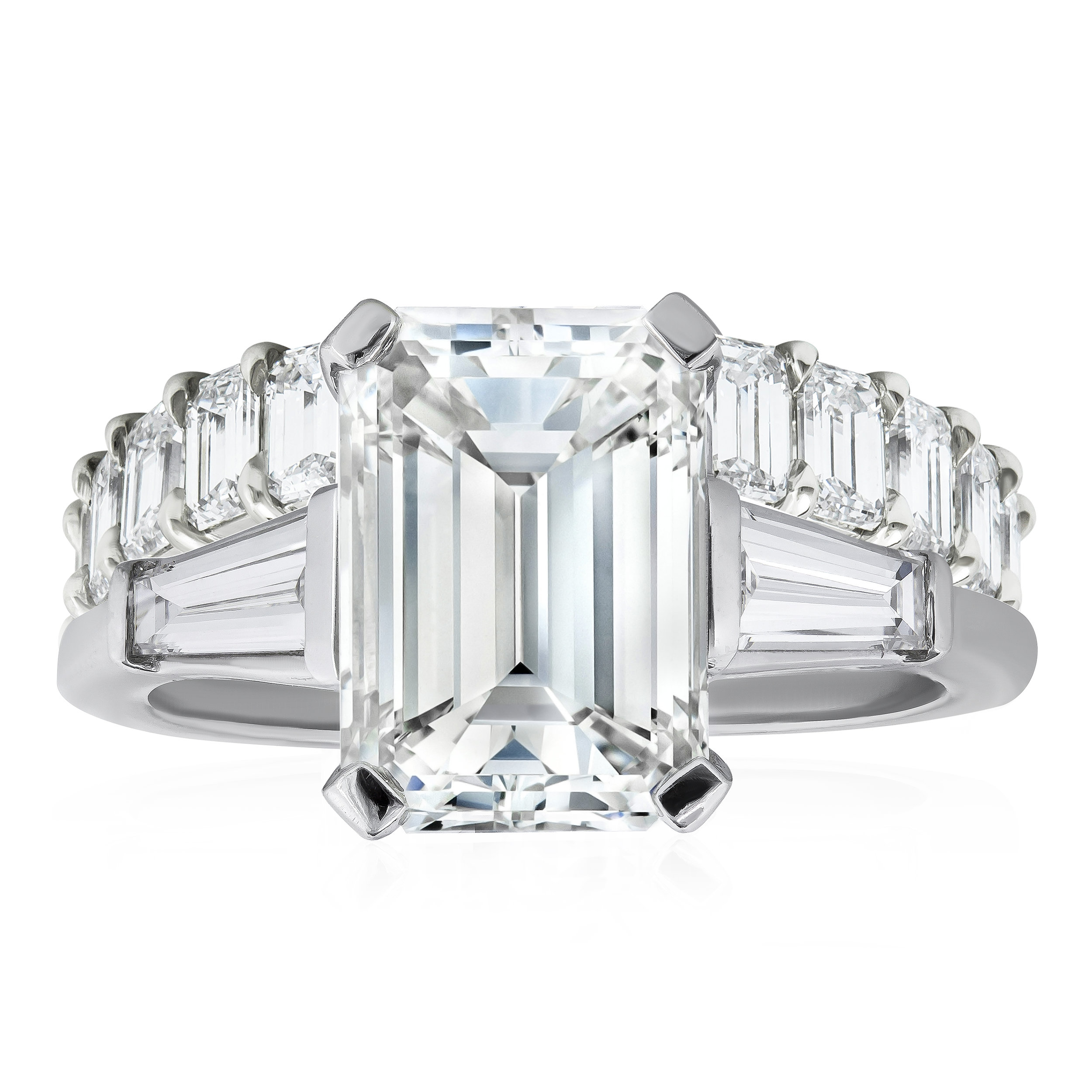Matching A Wedding Band To Your Engagement Ring Roman Malakov