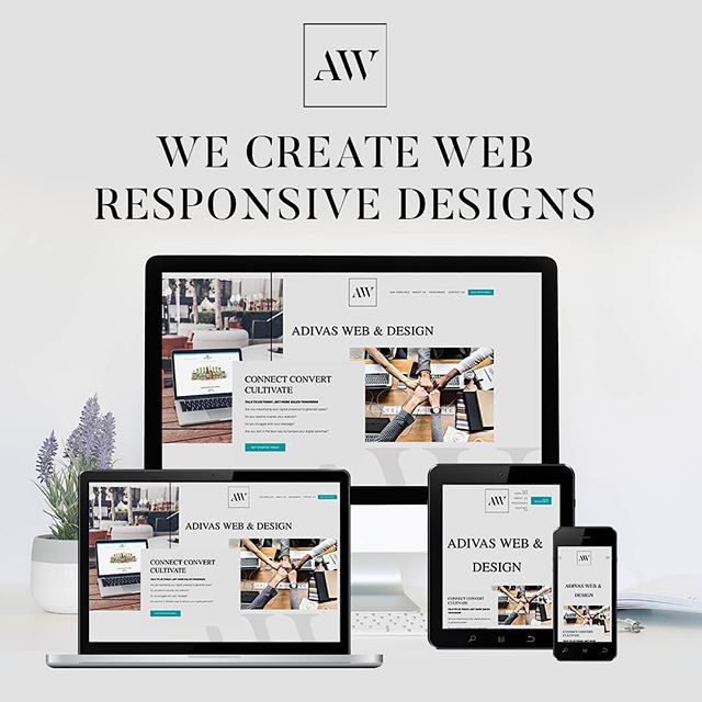 ‼️WEB RESPONSIVE DESIGN IS SUPER IMPORTANT TODAY ‼️ 📱 Why❓ you may ask... 💻 Here are just few reasons; . ▪️A responsive website is a way to attract & retain users . ▪️You will rank better in search engine results . ▪️You will maintain consistency & enhance user experience . ▪️Your website will load faster so you will increase engagement . ▪️You will make more money! . If you need help to bring your web presence up to date DM us, we are here to help you rock the web! . . . . . . . . #webdesign #webdesigner #webdeveloper #webresponsive #websitedesign #websitedesigner #websitedesigning #website #cltwebdesigner #ncwebdesign #charlottencbusiness #704 #704business #charlottesmallbusiness #charlottesmallbiz #charlottewebdesign #charlottewebdesigner #squarespace #squarespacedesigner #squarespacedeveloper