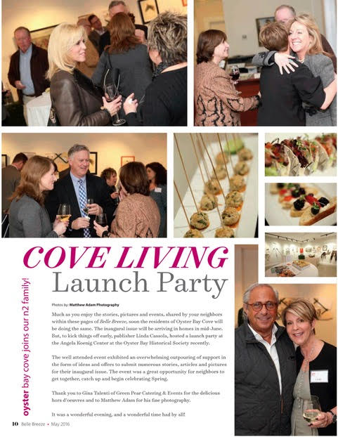 Cove Living  | May 2016