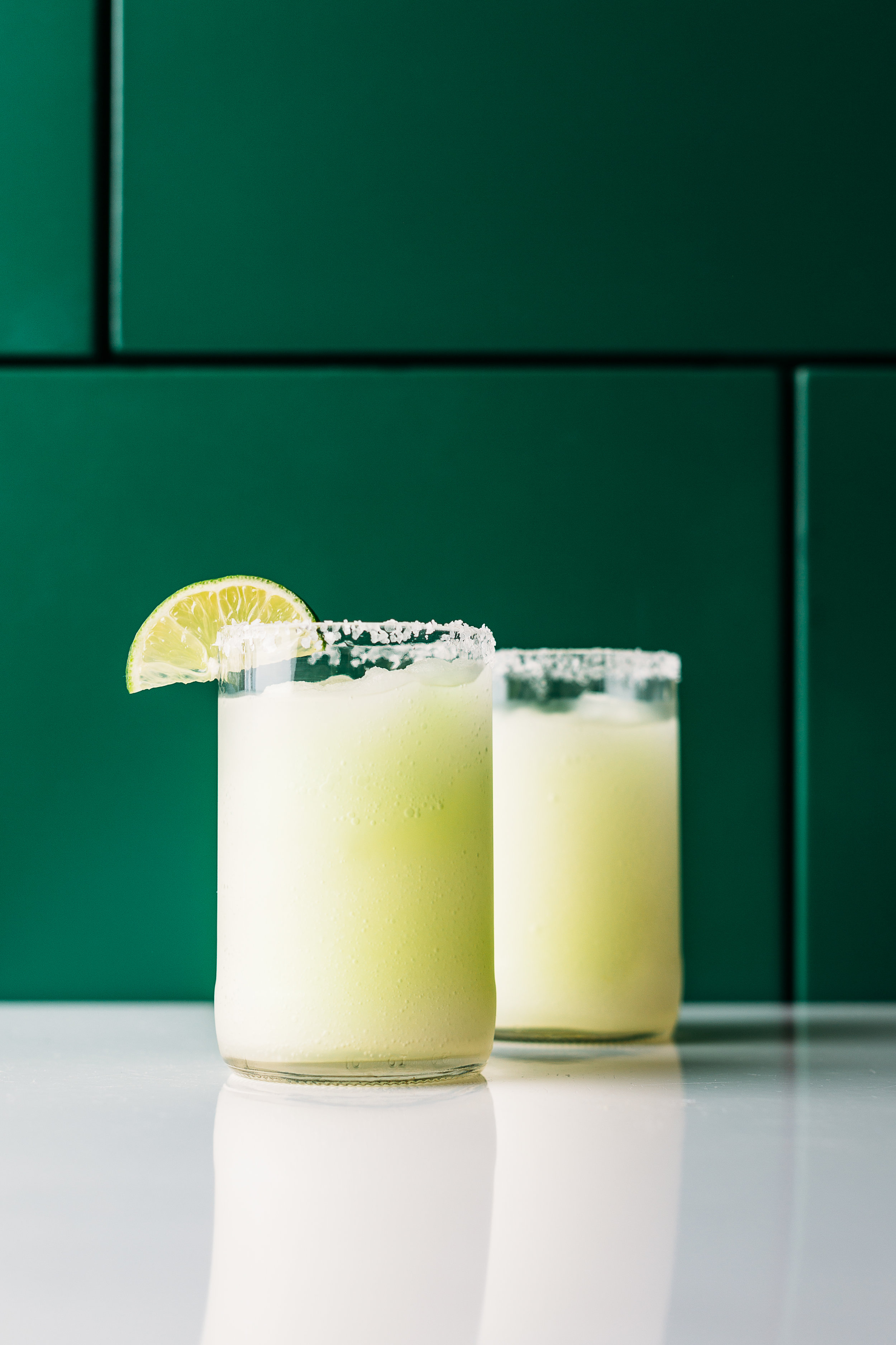 Frozen margaritas. /  Photo:  Robert Strickland