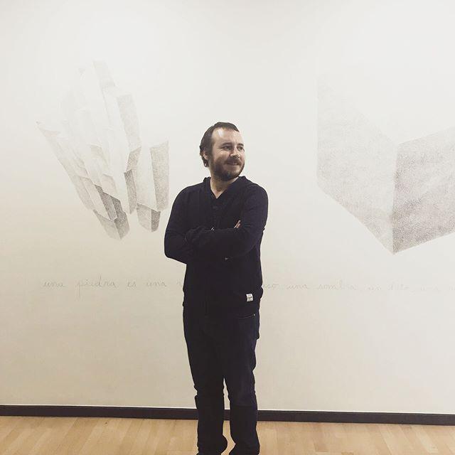 Estamos muy orgullosos de ser parte del programa Larraín Vial en el arte junto a nuestro artista Rolando Cisternas.💥💥💥