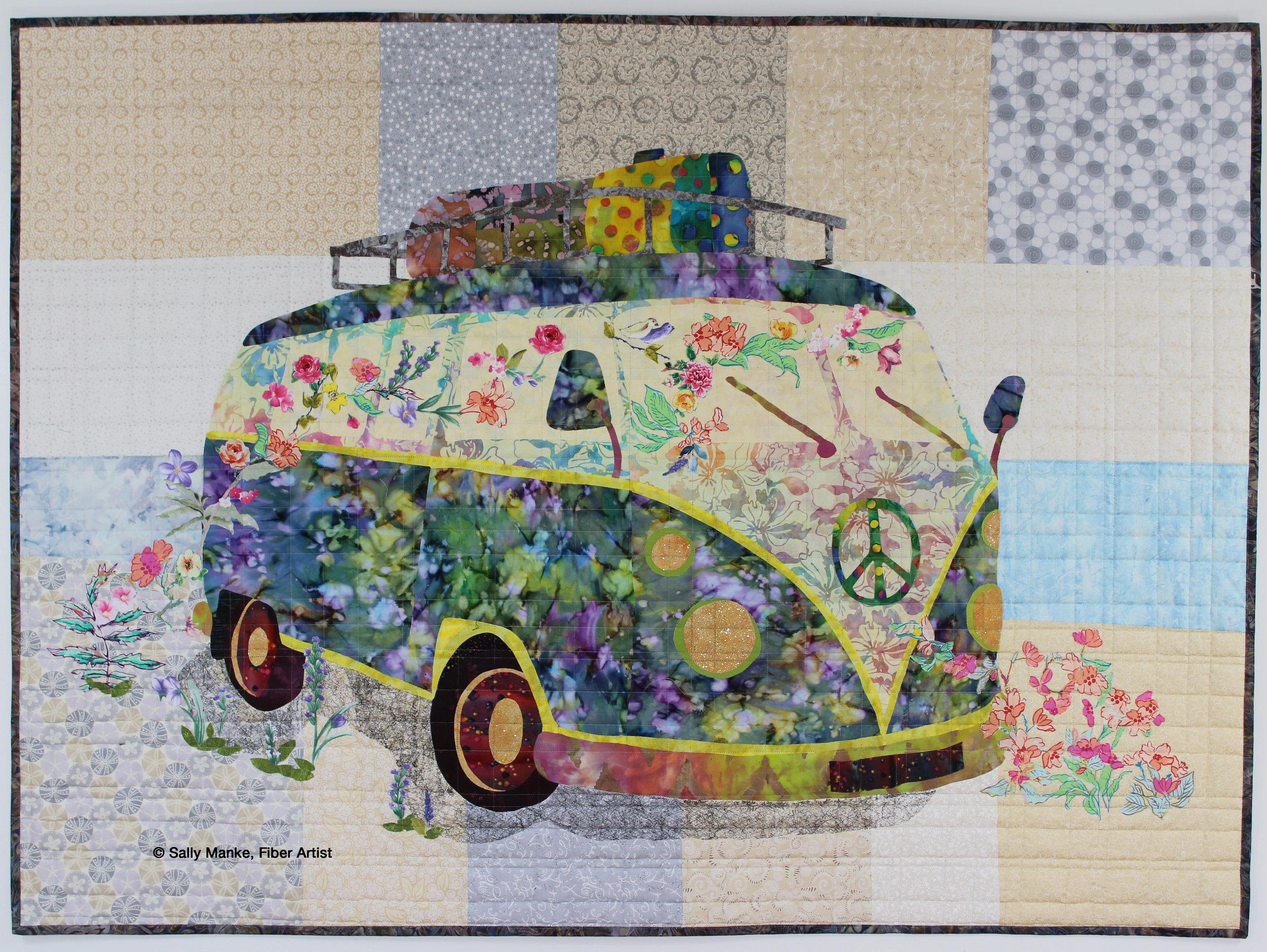 Flower Child Van