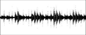Infrasonic Sound Waves made by Elephants - Image Credit: The KOTA Foundation for Elephants