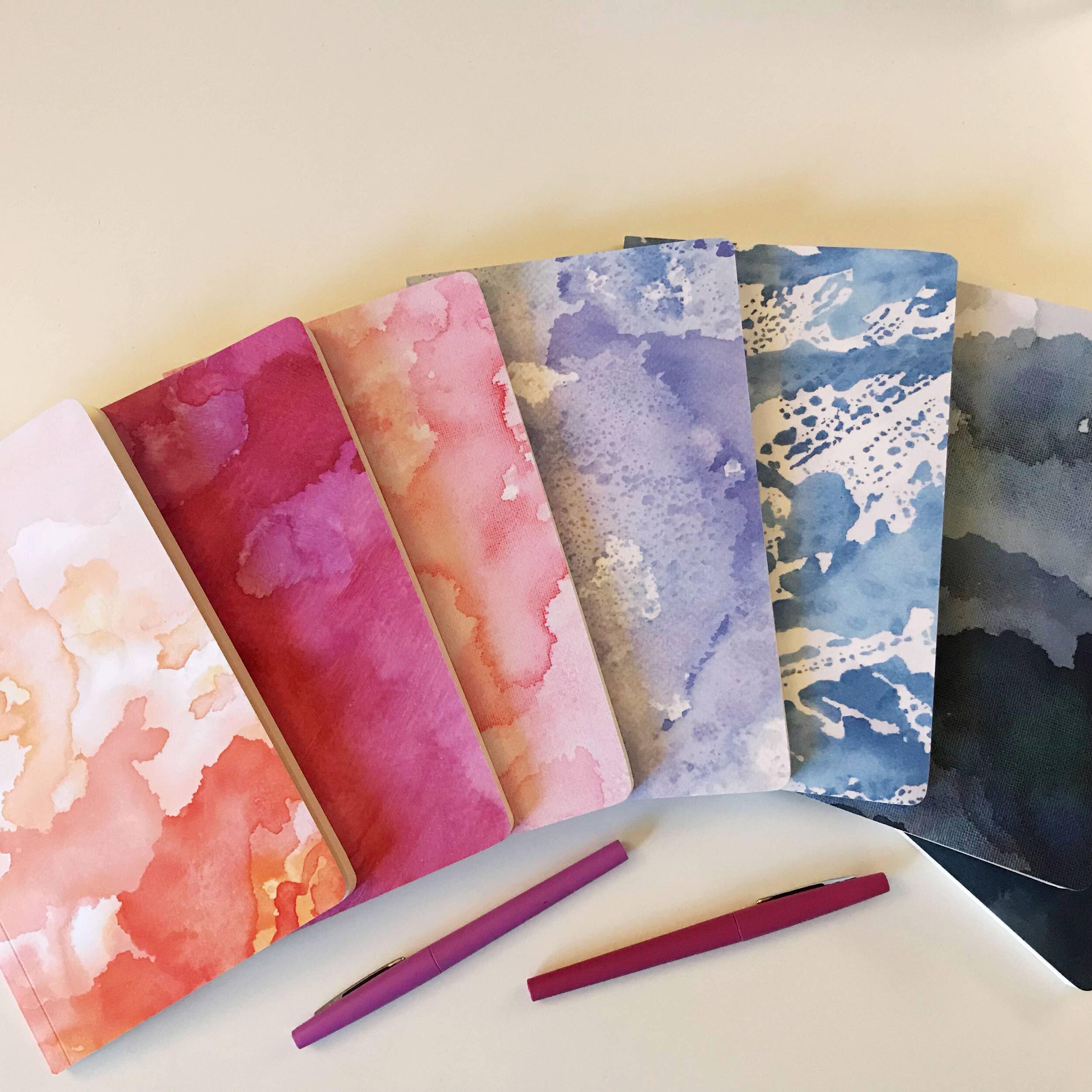 joyfire soft touch journals