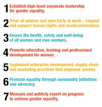 The UN Global Compact  Women's Empowerment Principles  (WEPs)