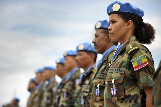 Credit: UN Photos, UNMIL Honours Peacekeepers