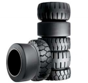Take advantage of our stock of new and used tires! - •We have cushion and pneumatic tires available. We can also convert air pneumatic air tires to solid. We have the equipment to maintain your business productive and decrease downtime.