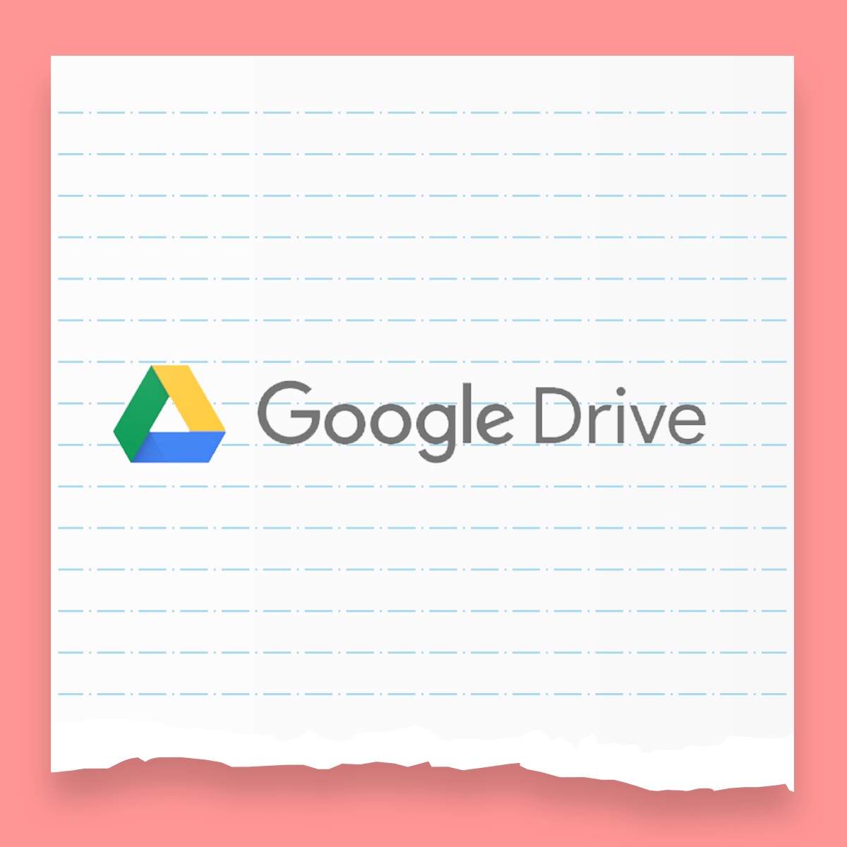 Google Drive used  for: Time Blocking, Writing, Asset Management