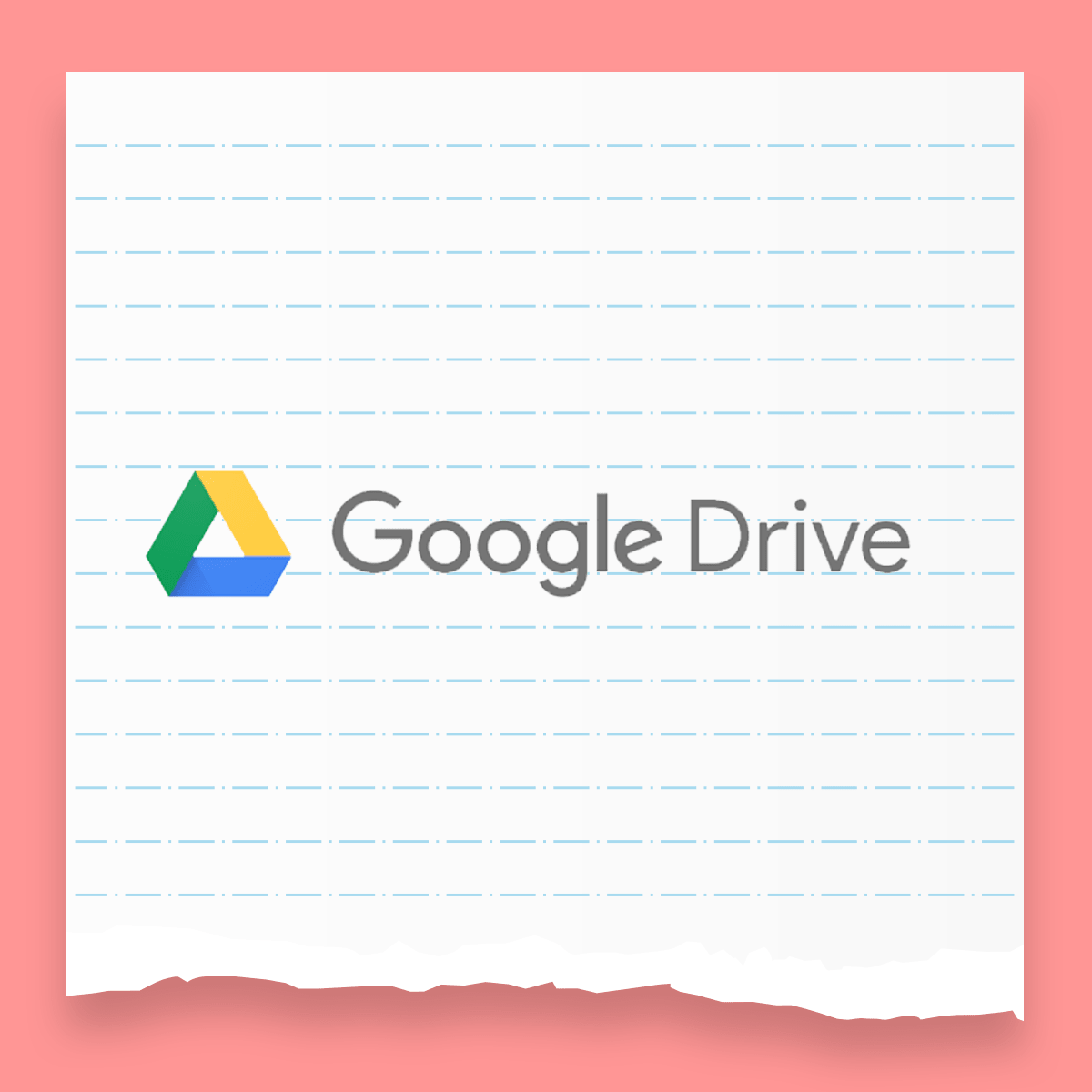 Google Drive: Used for file management and time blocking