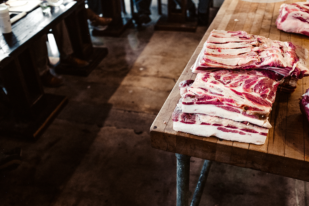 Chef's Philosophy - Chef Brian's philosophy on cooking and Charcuterie