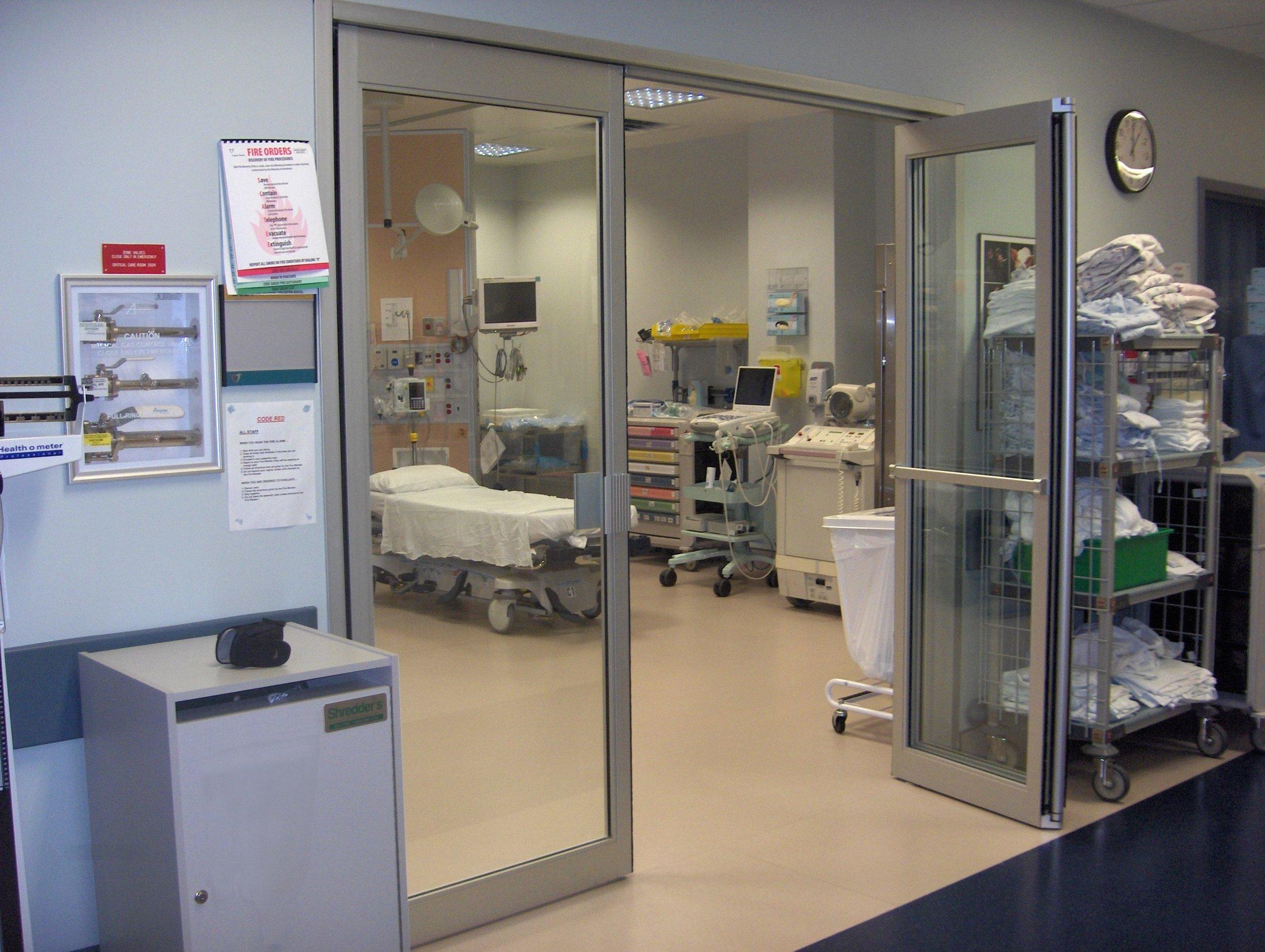 Hospital ICU Open