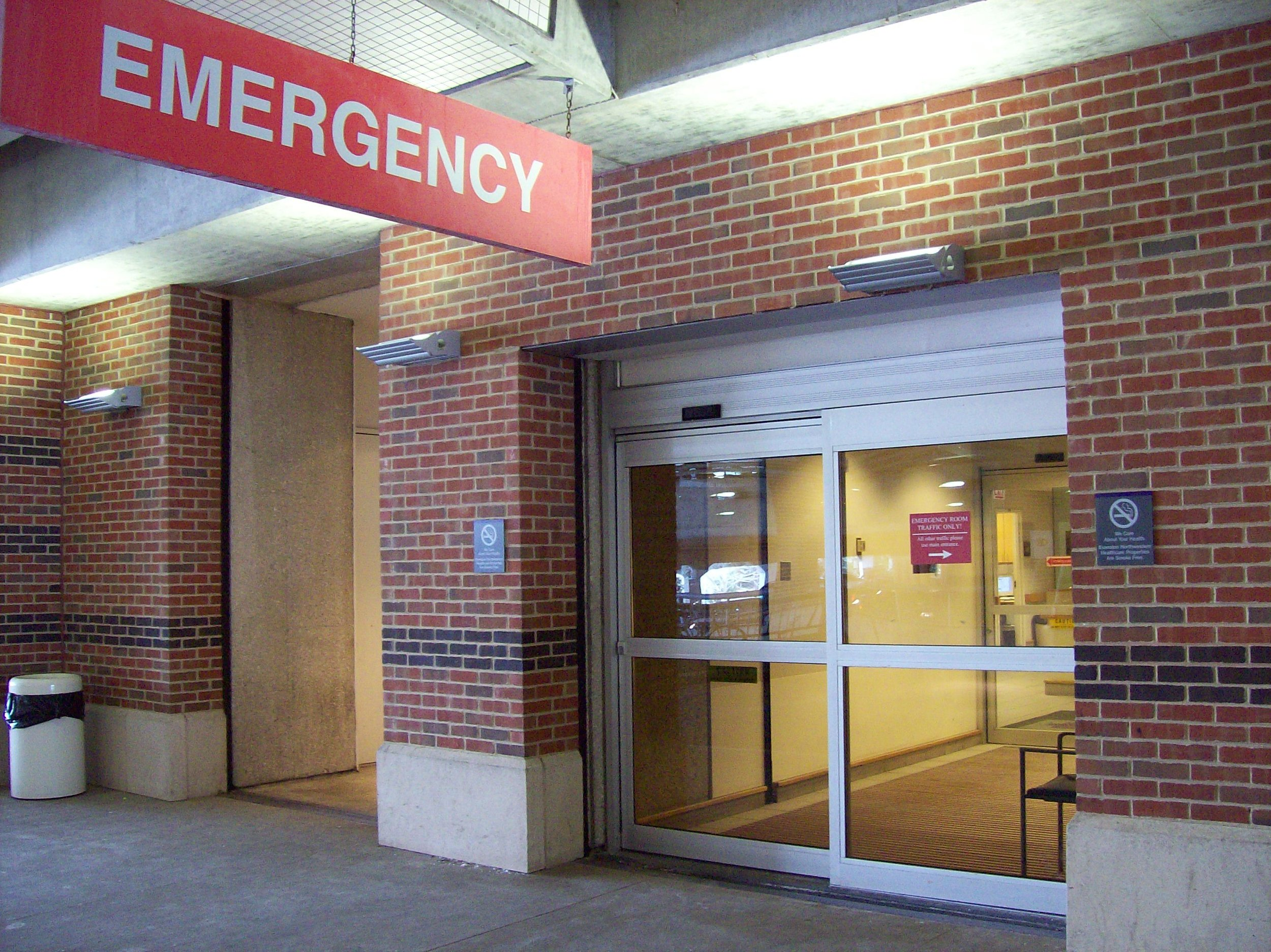 Emergency Entrance Open