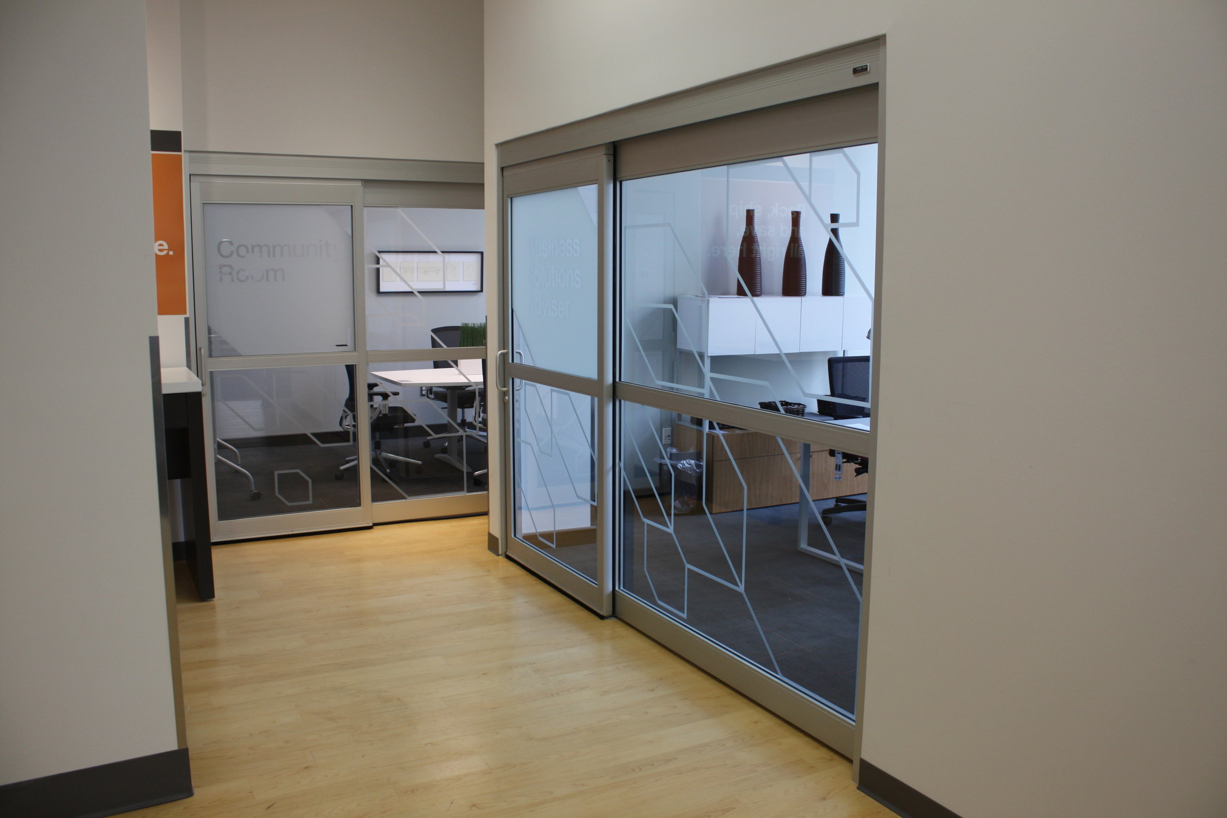Conference Room Open