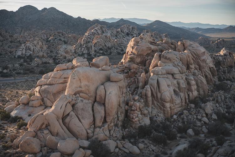 Views from Hidden Valley CG
