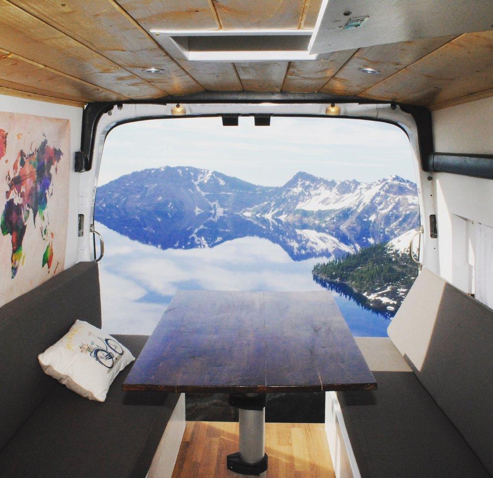 Welcome to Van Life! Custom Camper Van - Van Life | SD