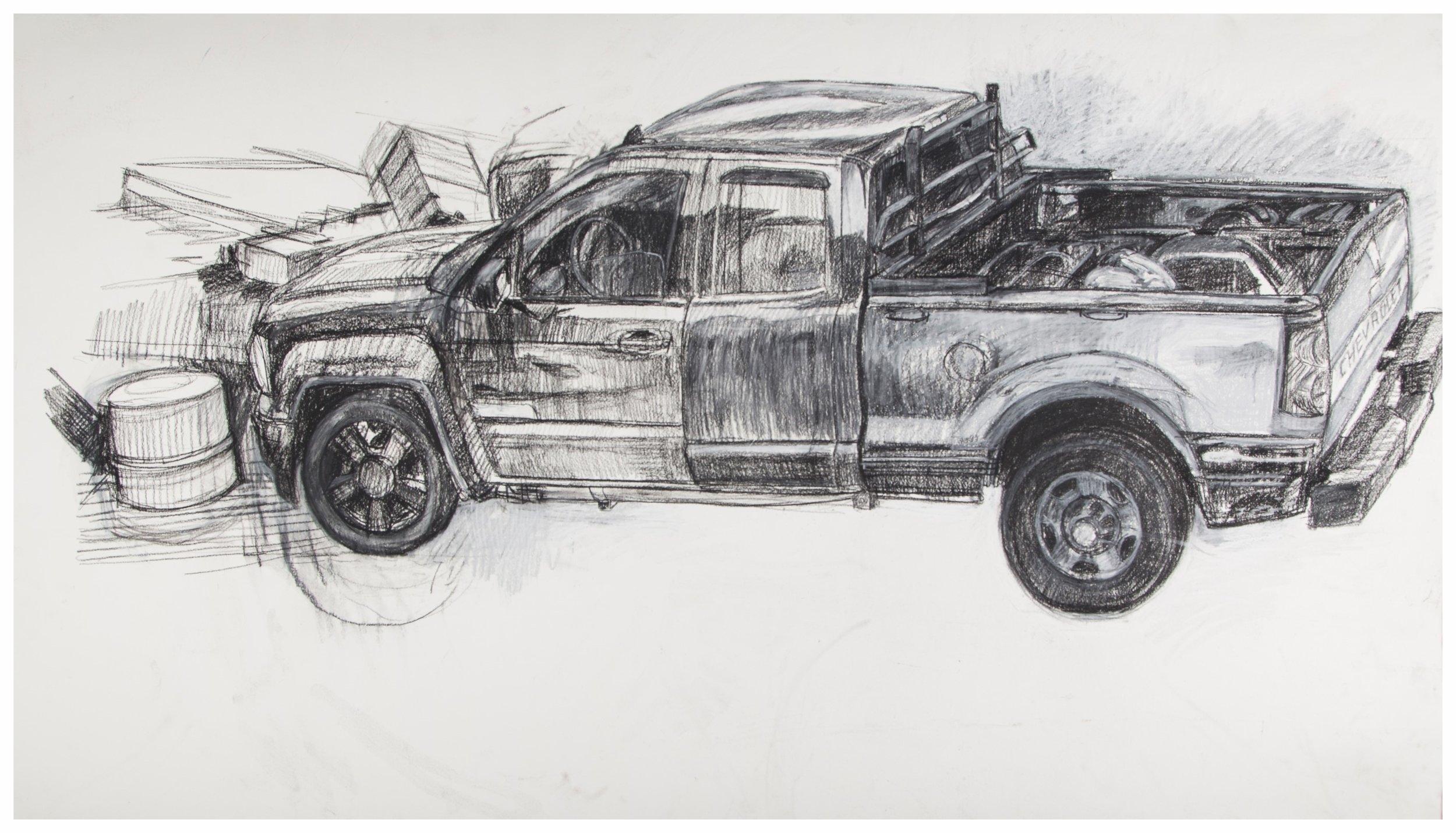Study for Monster Truck