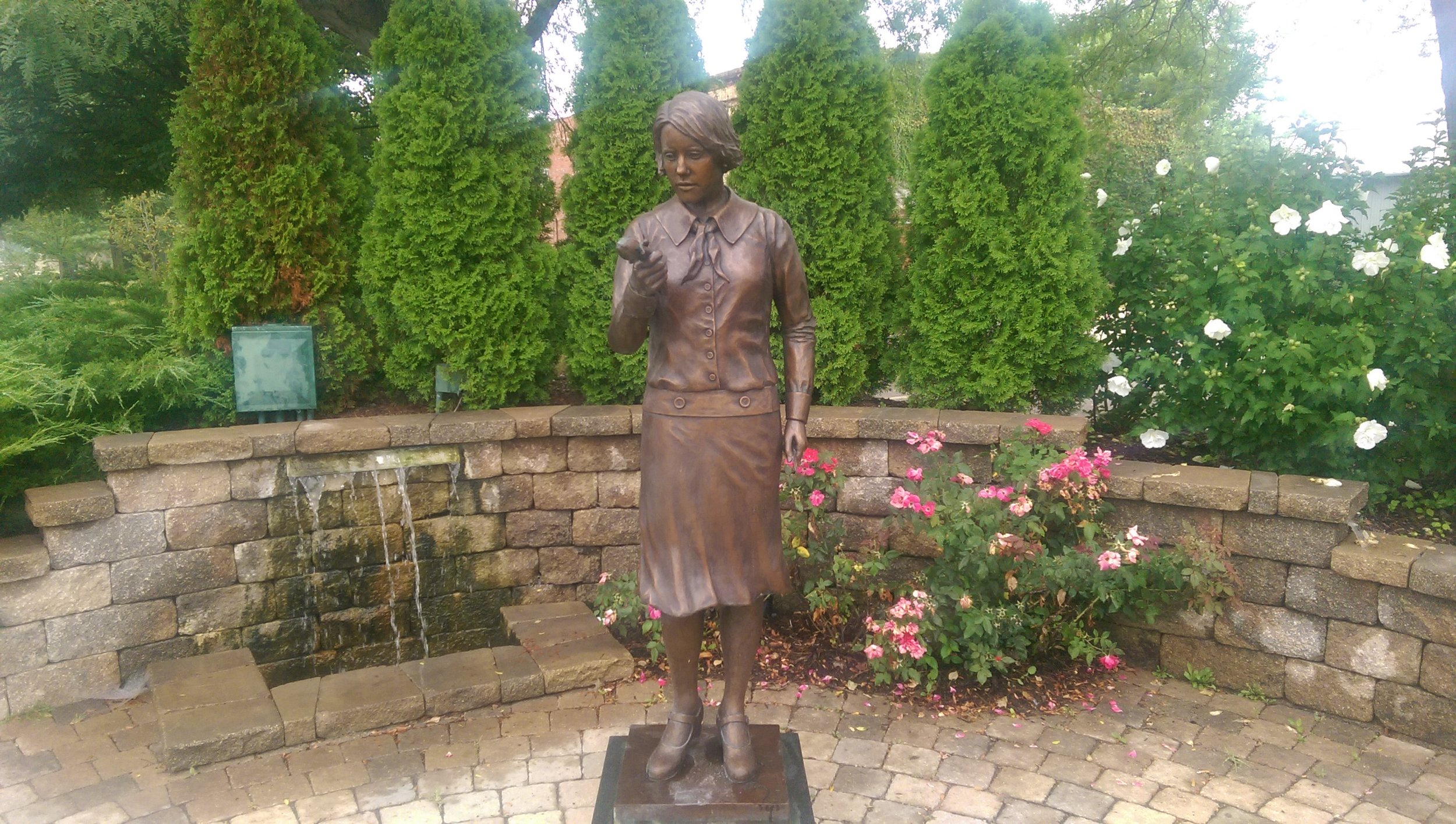 Ottawa's Darker Past, Radium Girls Memorial -