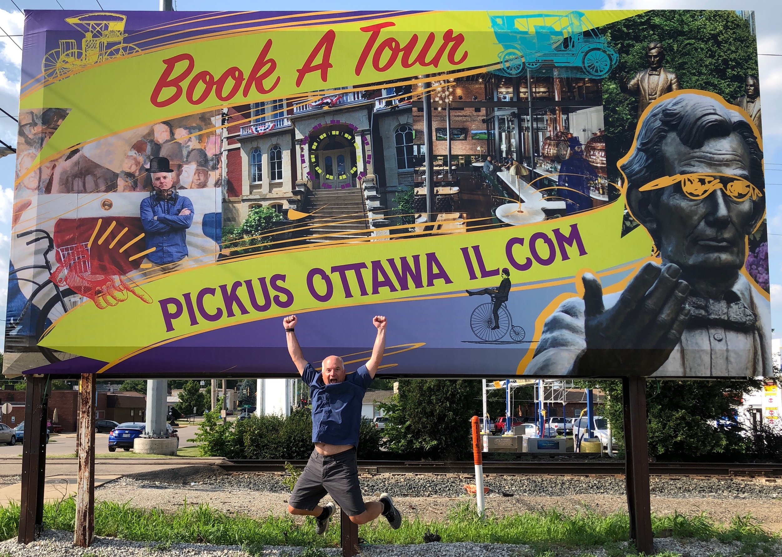 Our tours will make you jump with joy! Click image to see available tours, dates, times & pricing.
