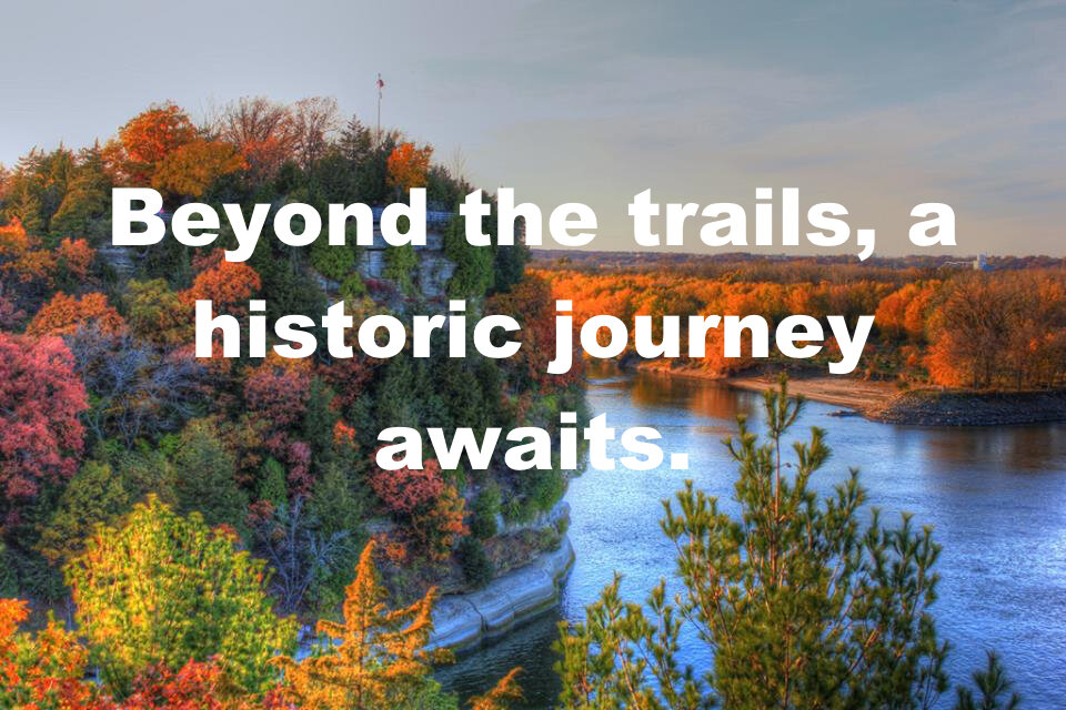 fall in Starved rock county - We add the FUN to the history and beauty of Starved Rock Country.
