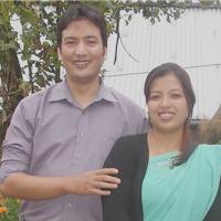 NEPAL   Pr. Barnabas & Lydia