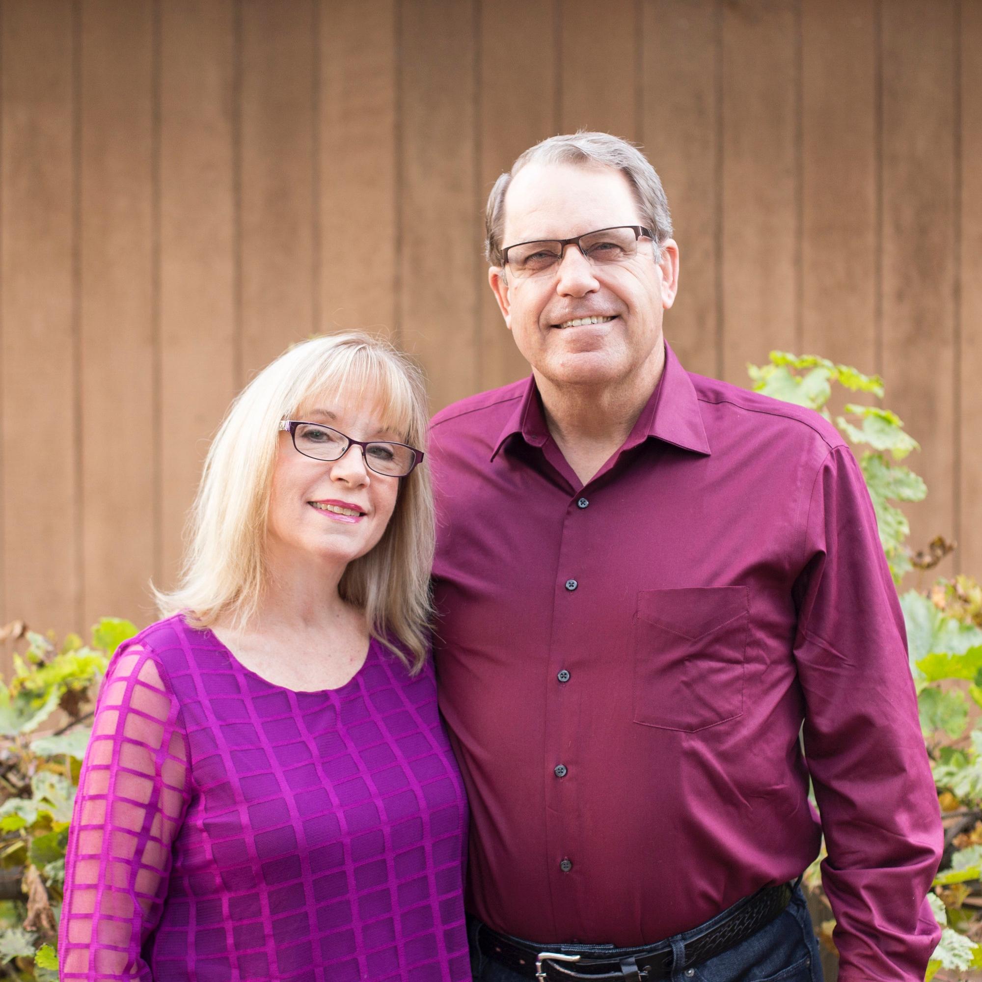 Pr.'s Richard & Marcy Terherst