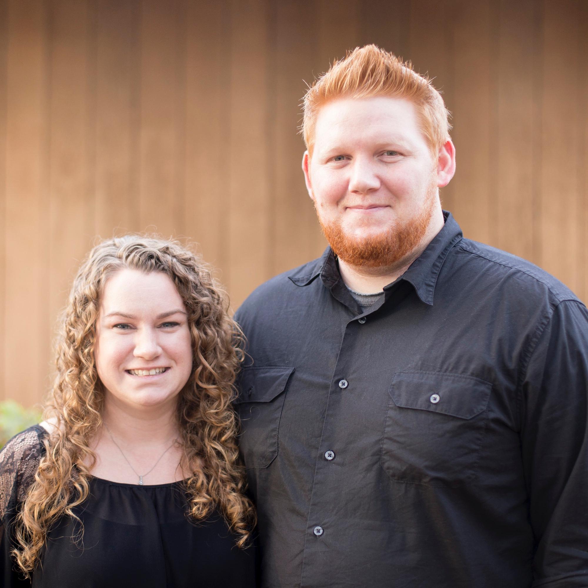 Pr.'s Stefan & Hannah Utler