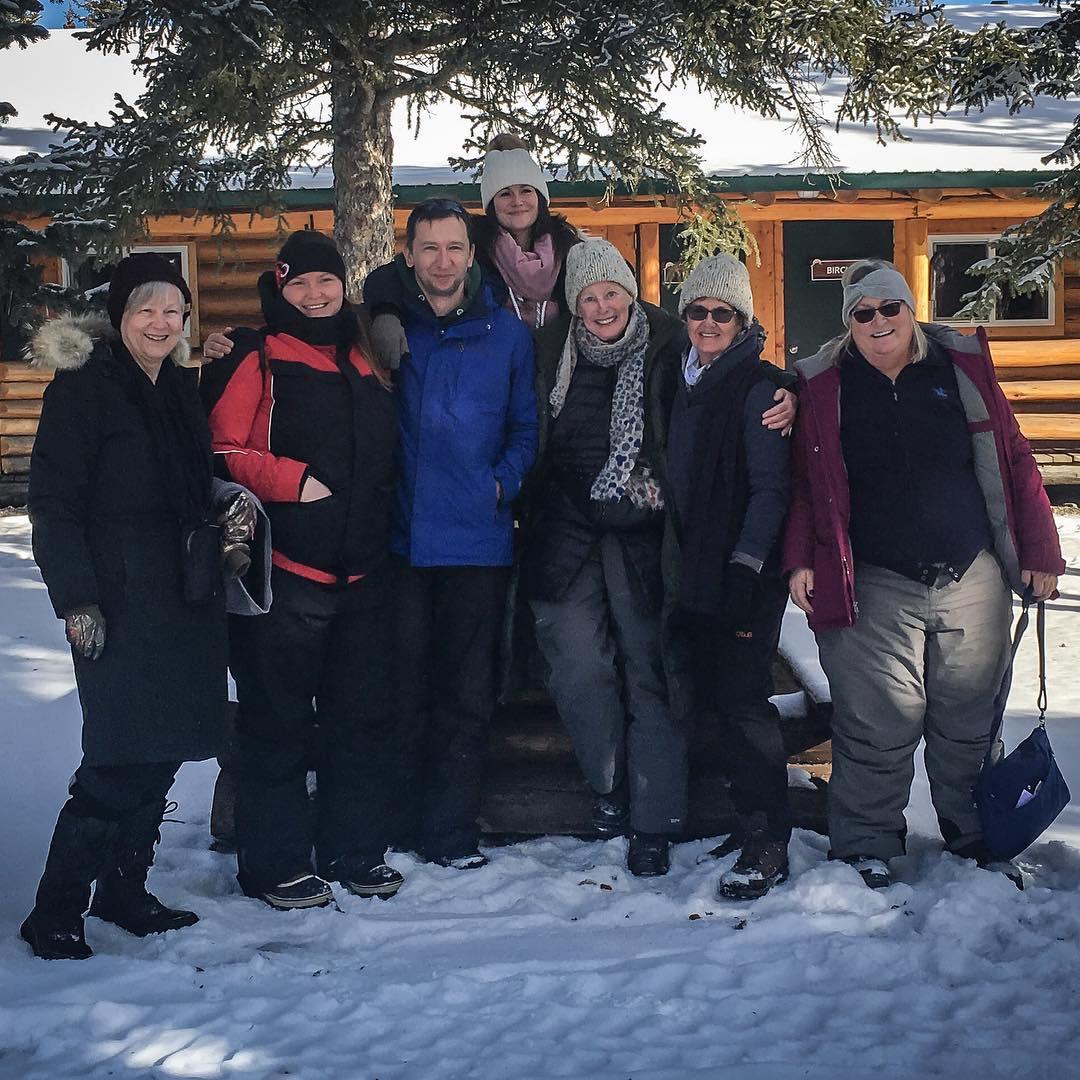 Wild Horse Tour - February 2019
