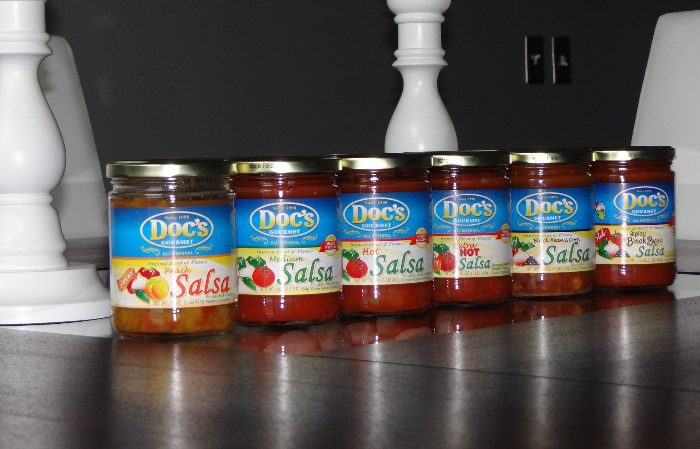 Welcome To Our Salsa Family - #AllNatural #GlutenFree #NoHighFructoseCornSyrup