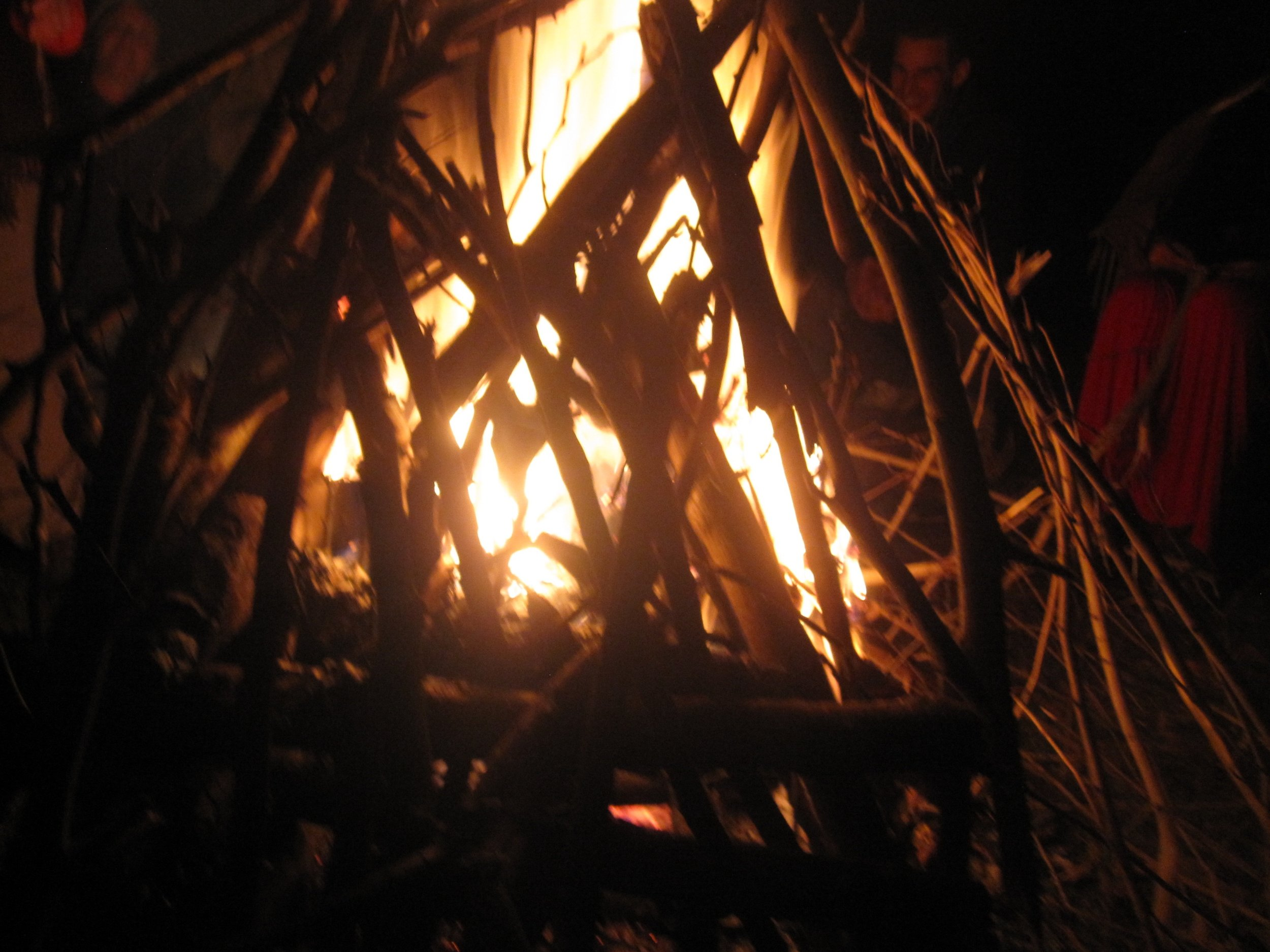 Fire Element - Enthusiasm, Energy, Tapas, Agni -