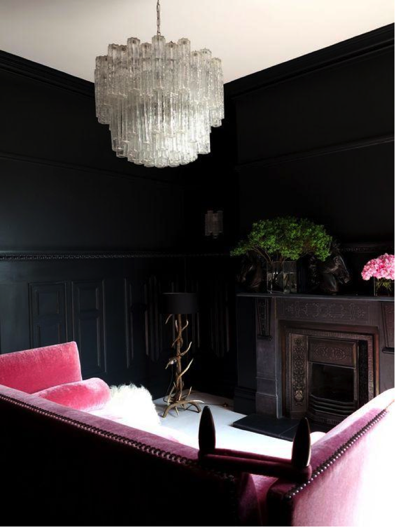 blush sitting room