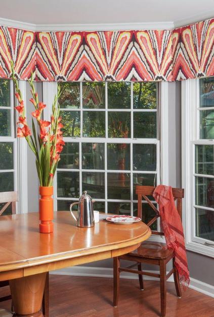 LP Boho Kitchen Window Treatments