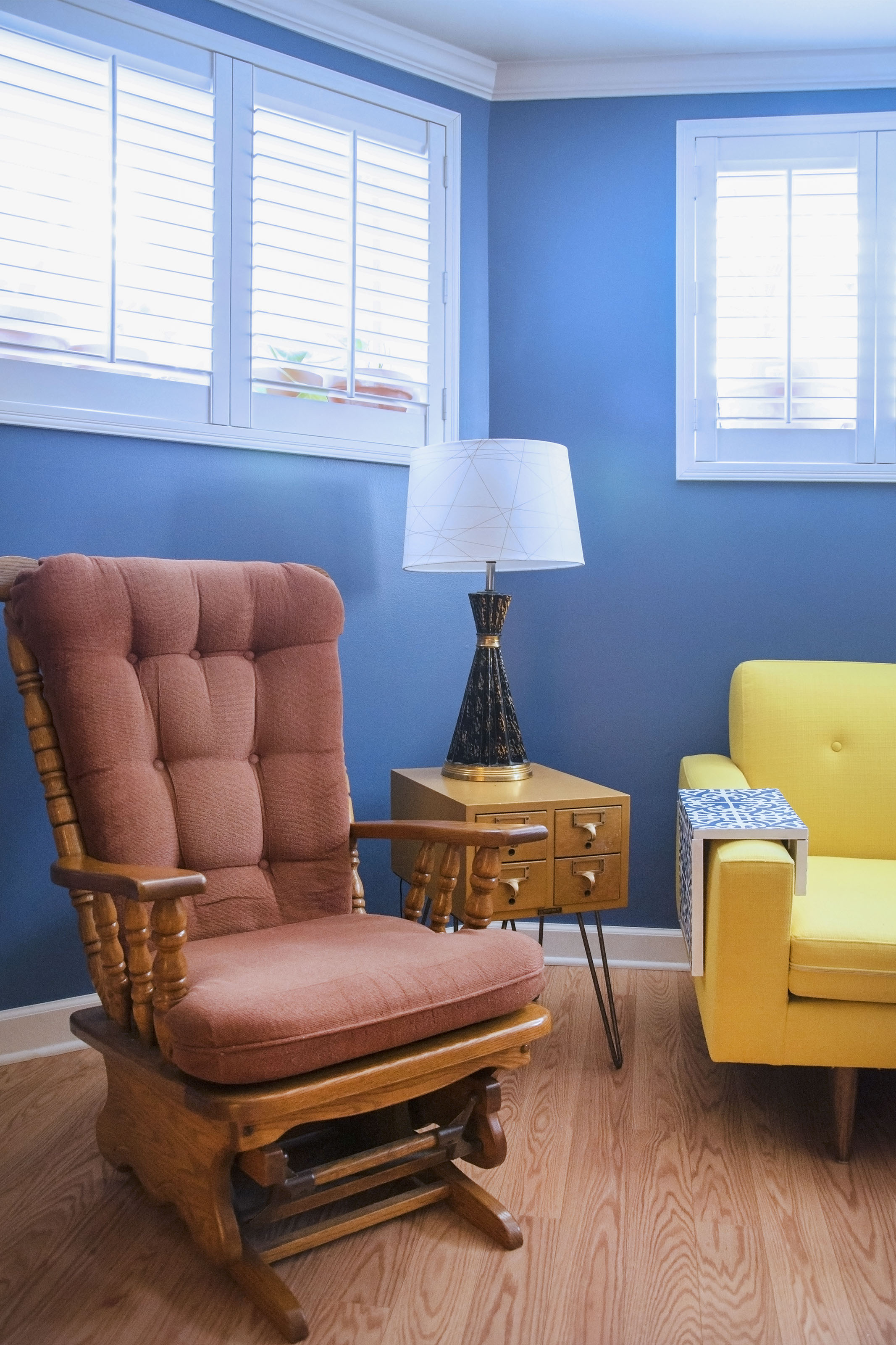 We love working on projects like this where beautiful paint colors come together with excellent interior design and our professional painting skills to deliver a dramatic home transformation. -
