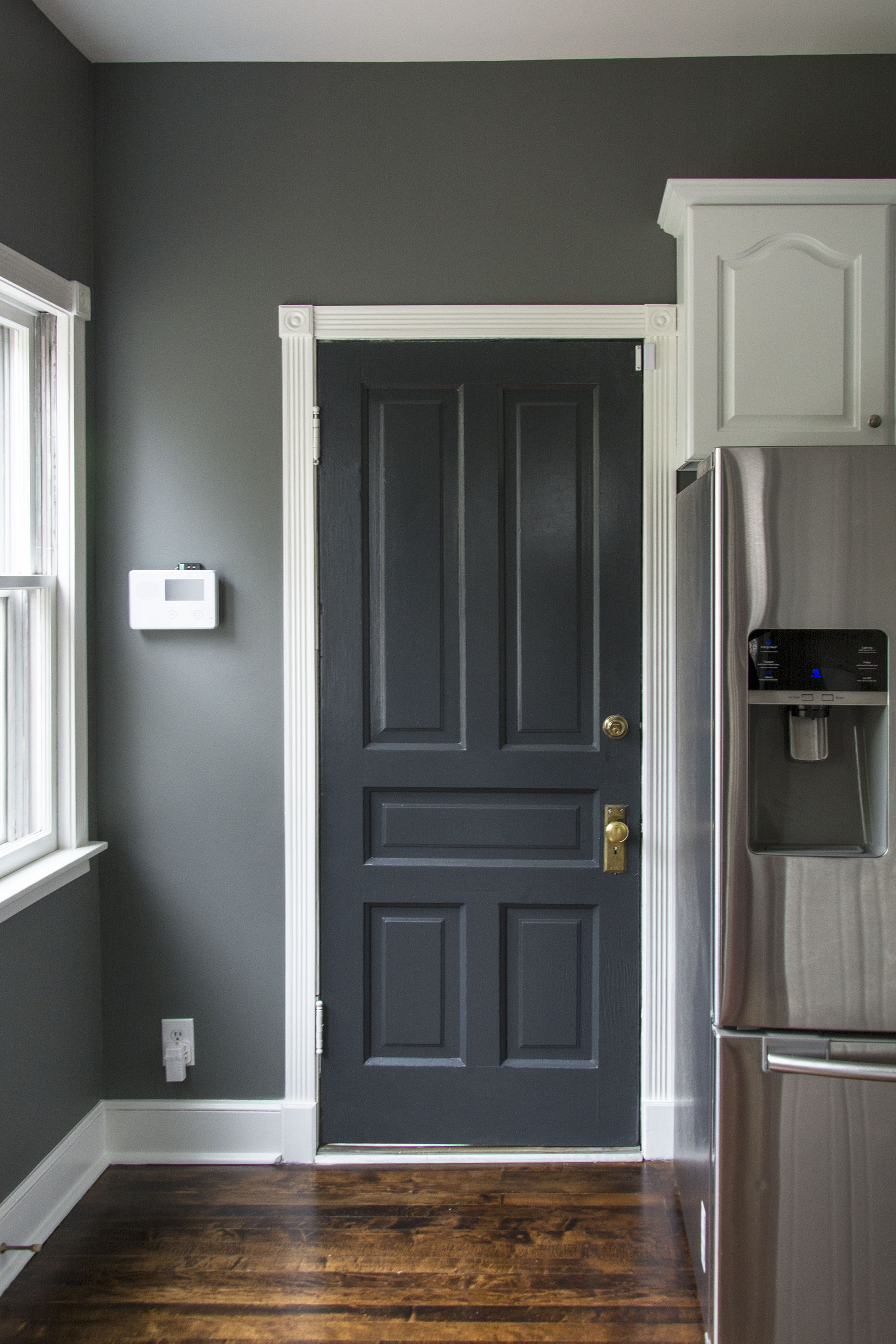 Home Transformation by Blue Door Painting