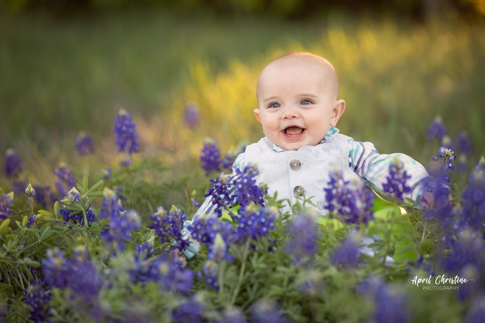 Southlake Texas Milestone Photographer Family Photos