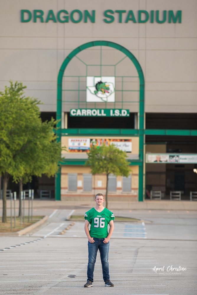 Dragon Stadium Southlake Photographer