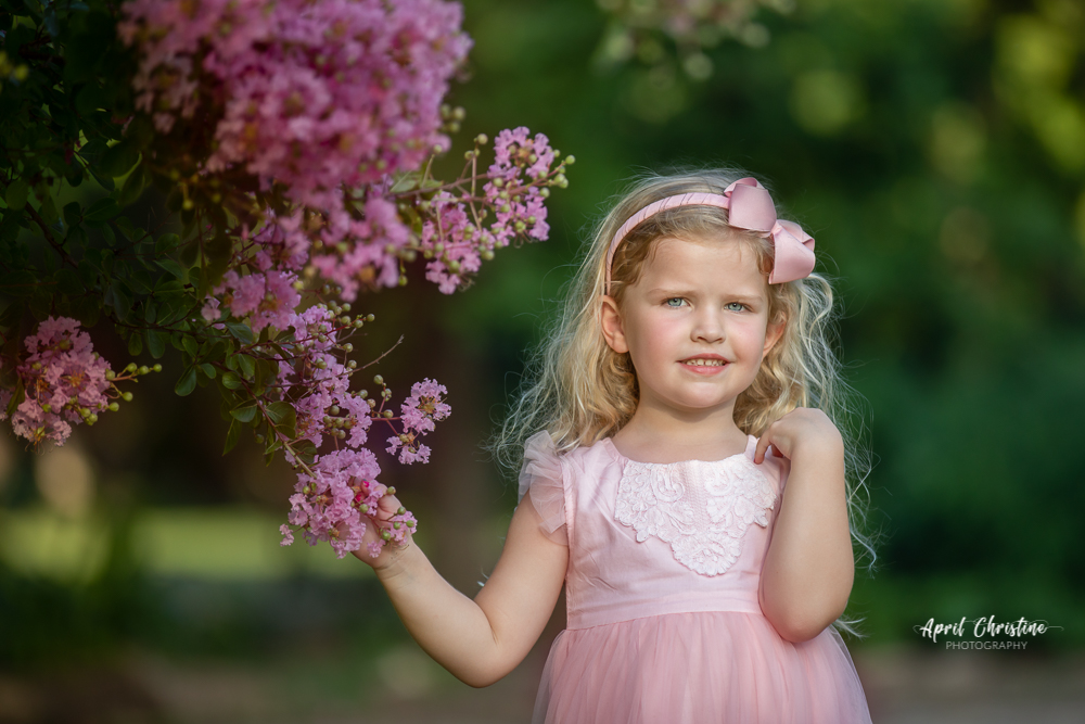 Flower Mound Child Photographer
