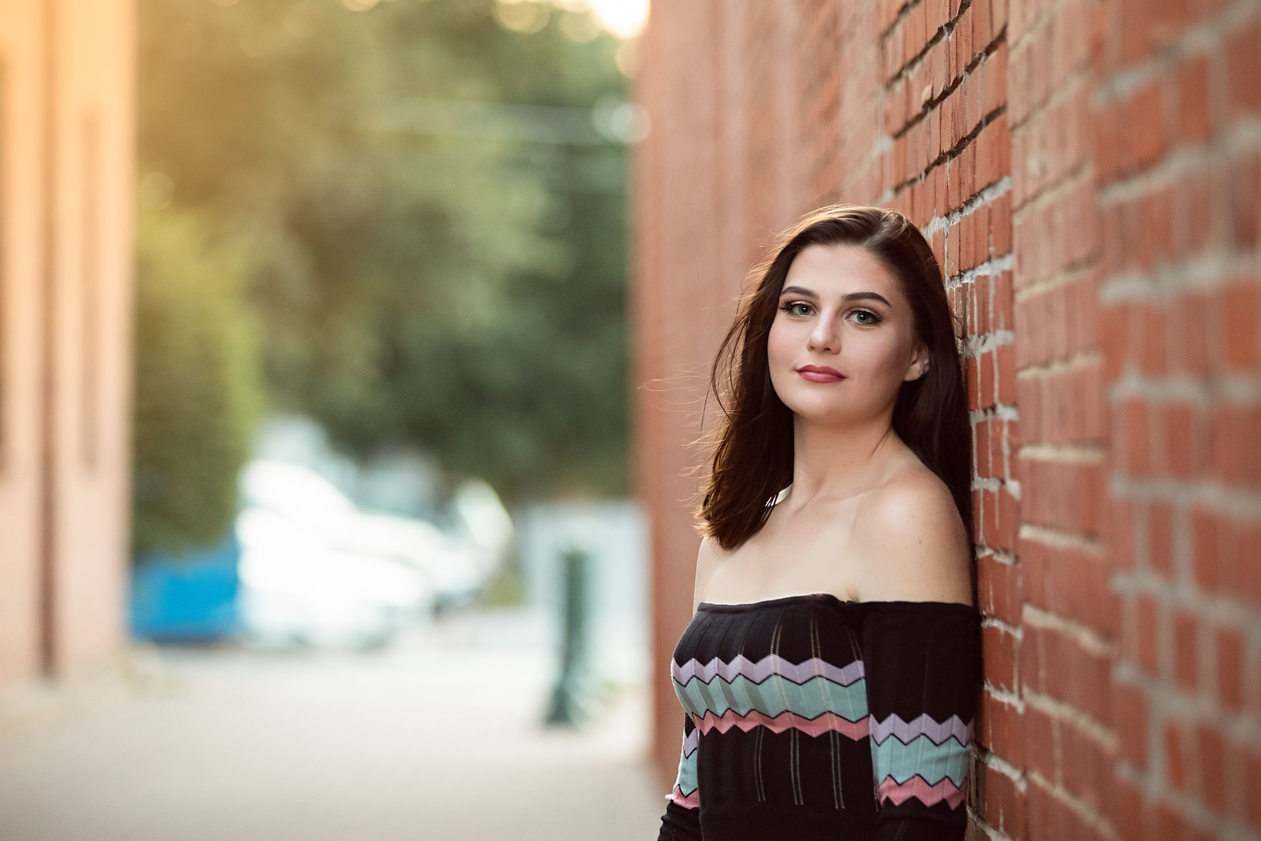 Fort Worth Senior Photography