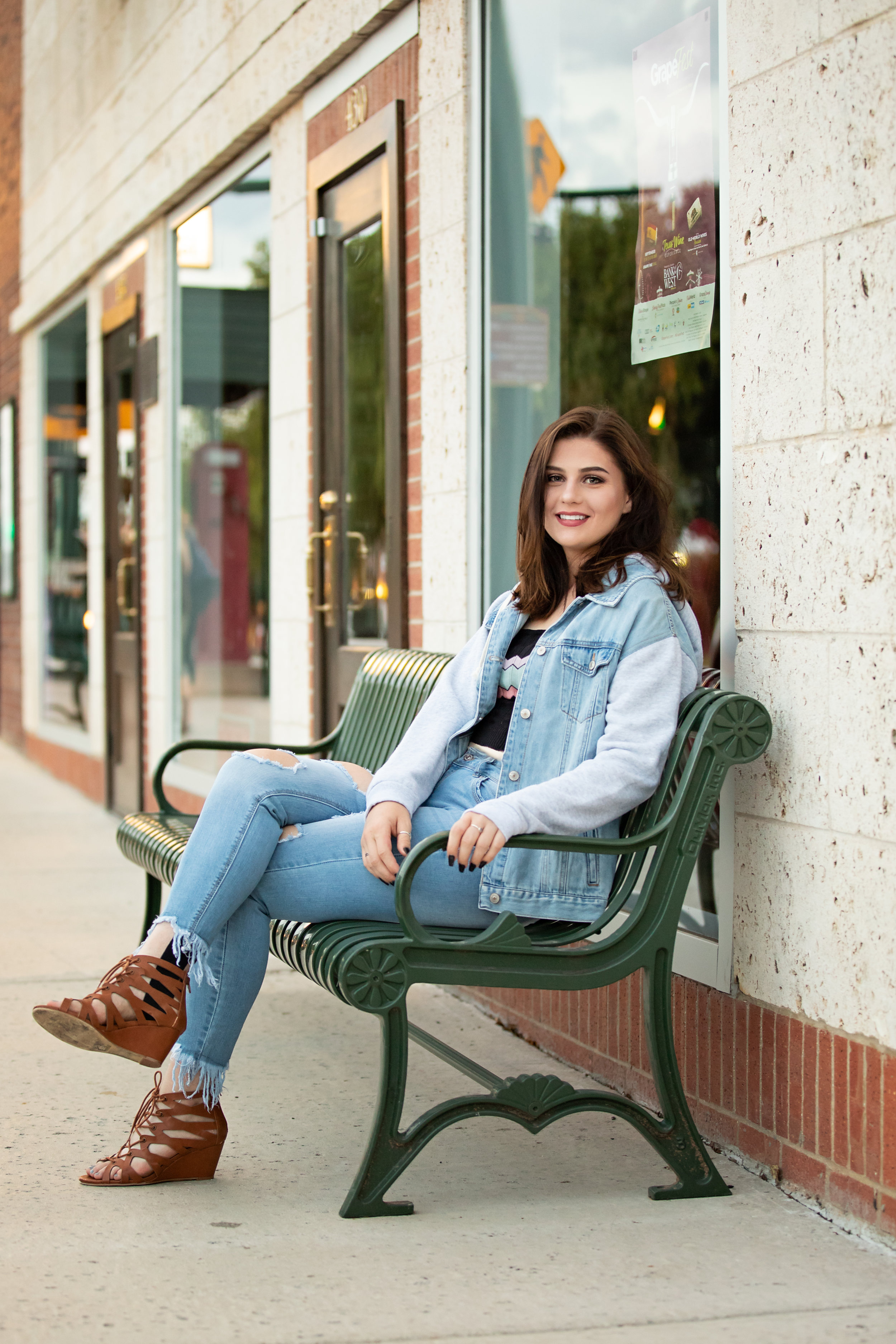 Fort Worth Senior Session