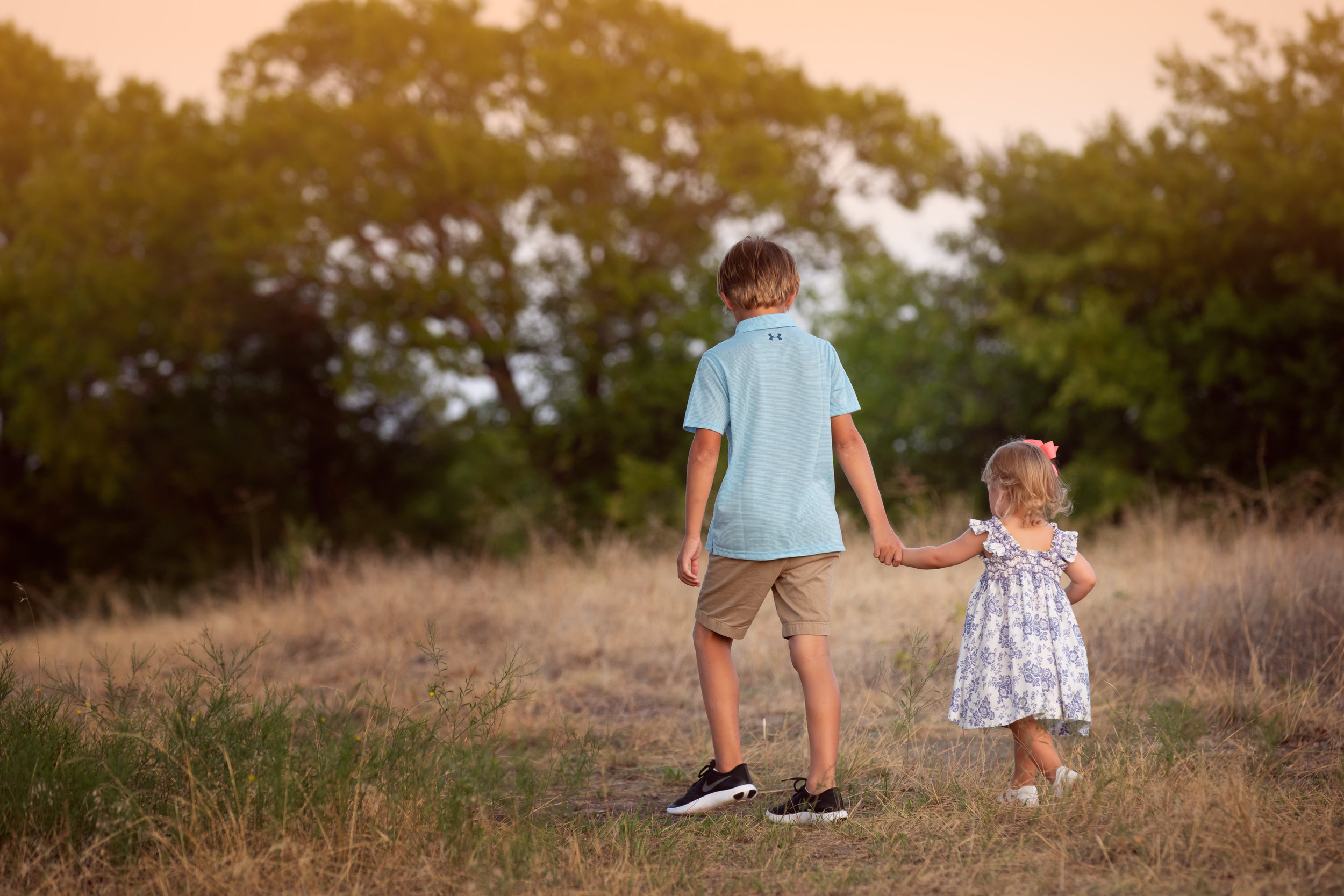 Family photographer in Fort Worth