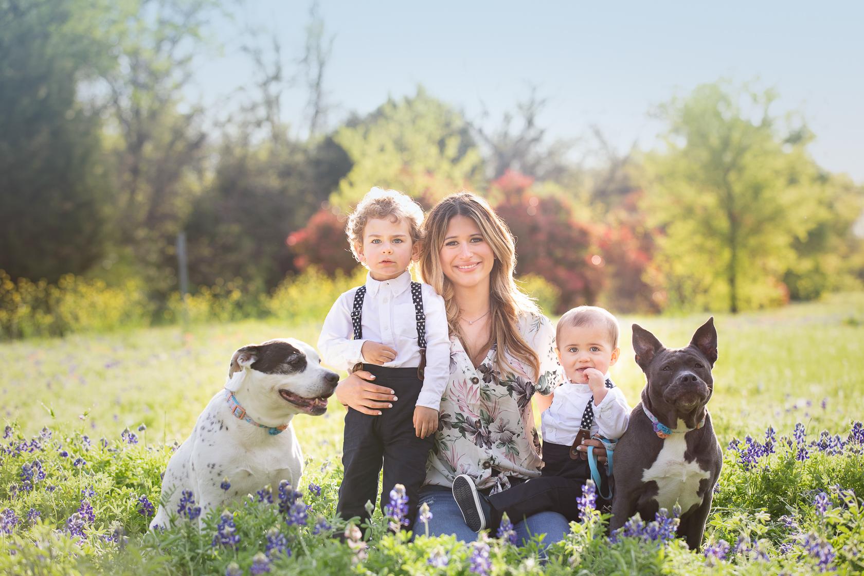 Grapevine Family Photographer