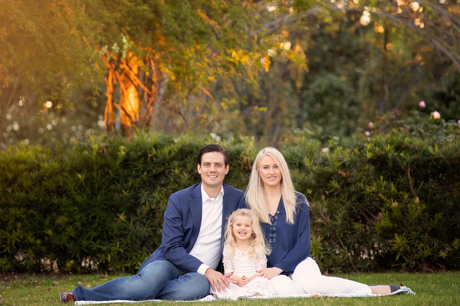 Dallas Arboretum Children's Photographer