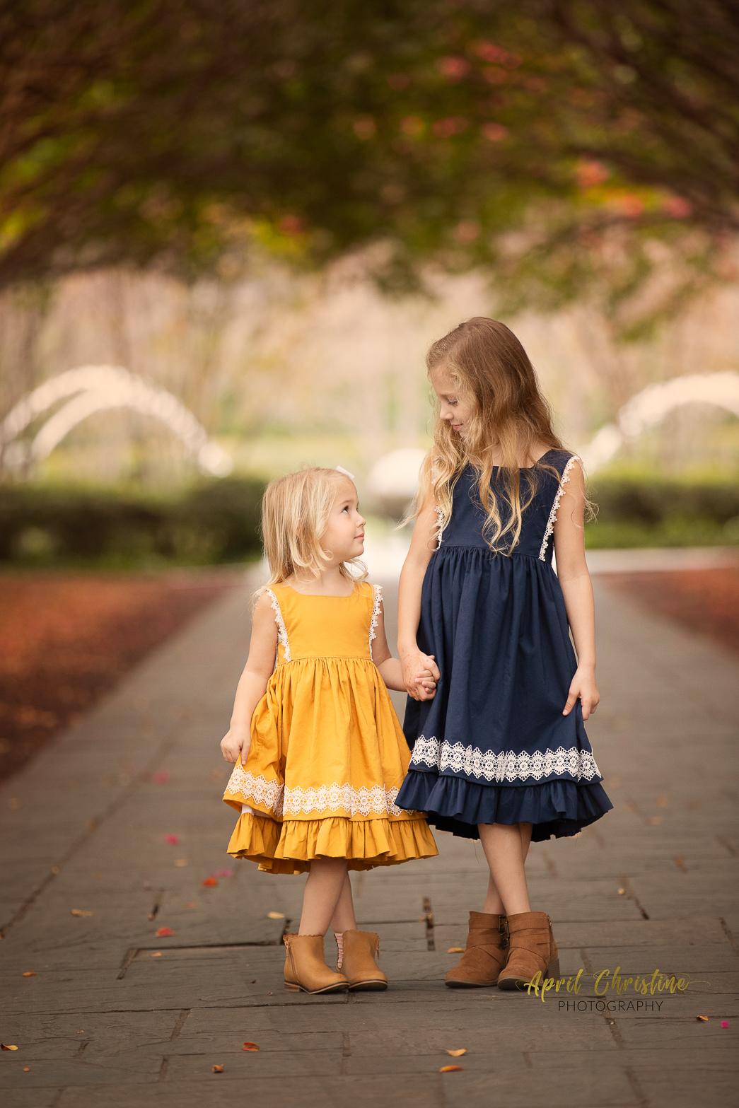 Dallas Arboretum Kids Pictures
