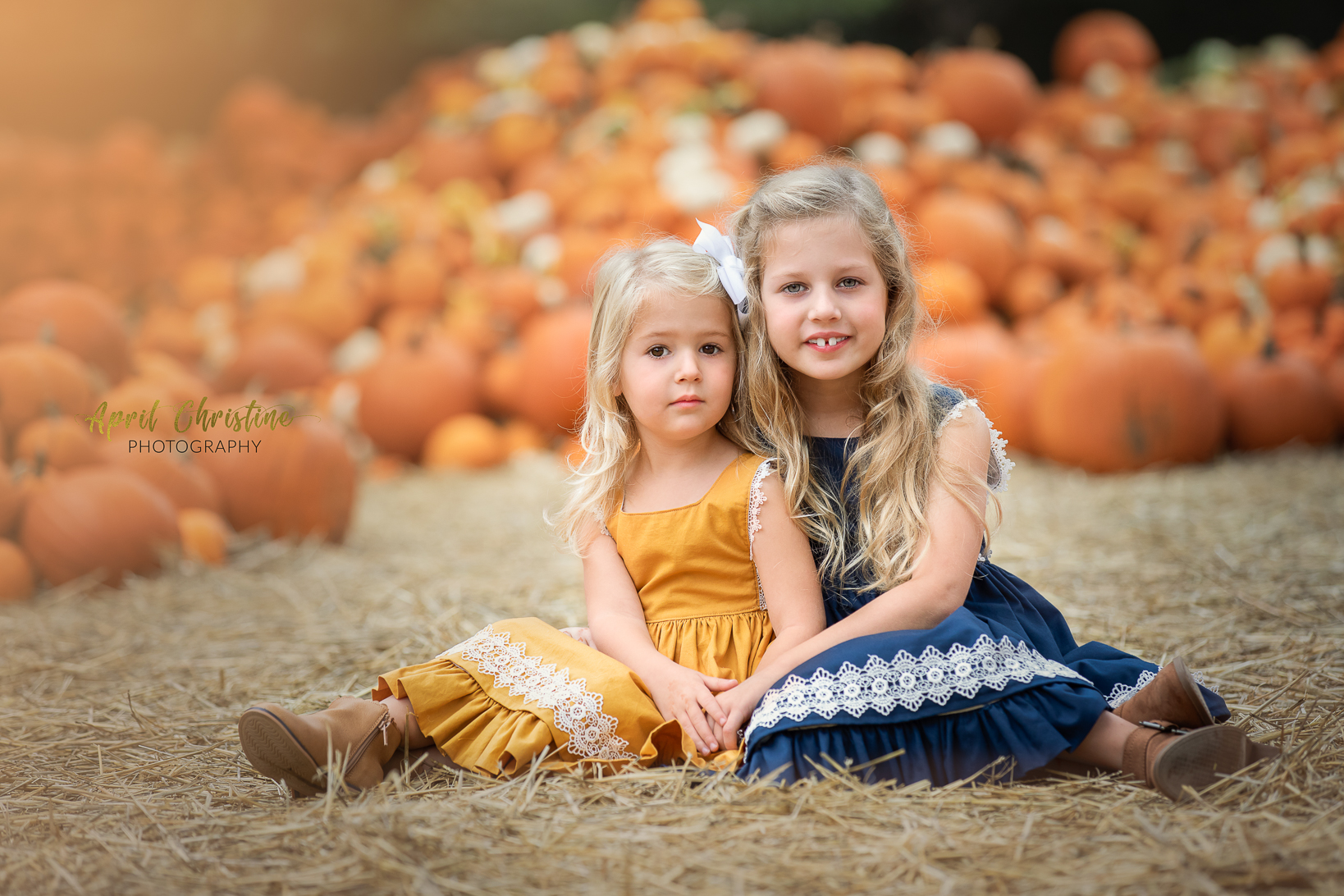 Dallas Arboretum Pumpkin Patch Photographer