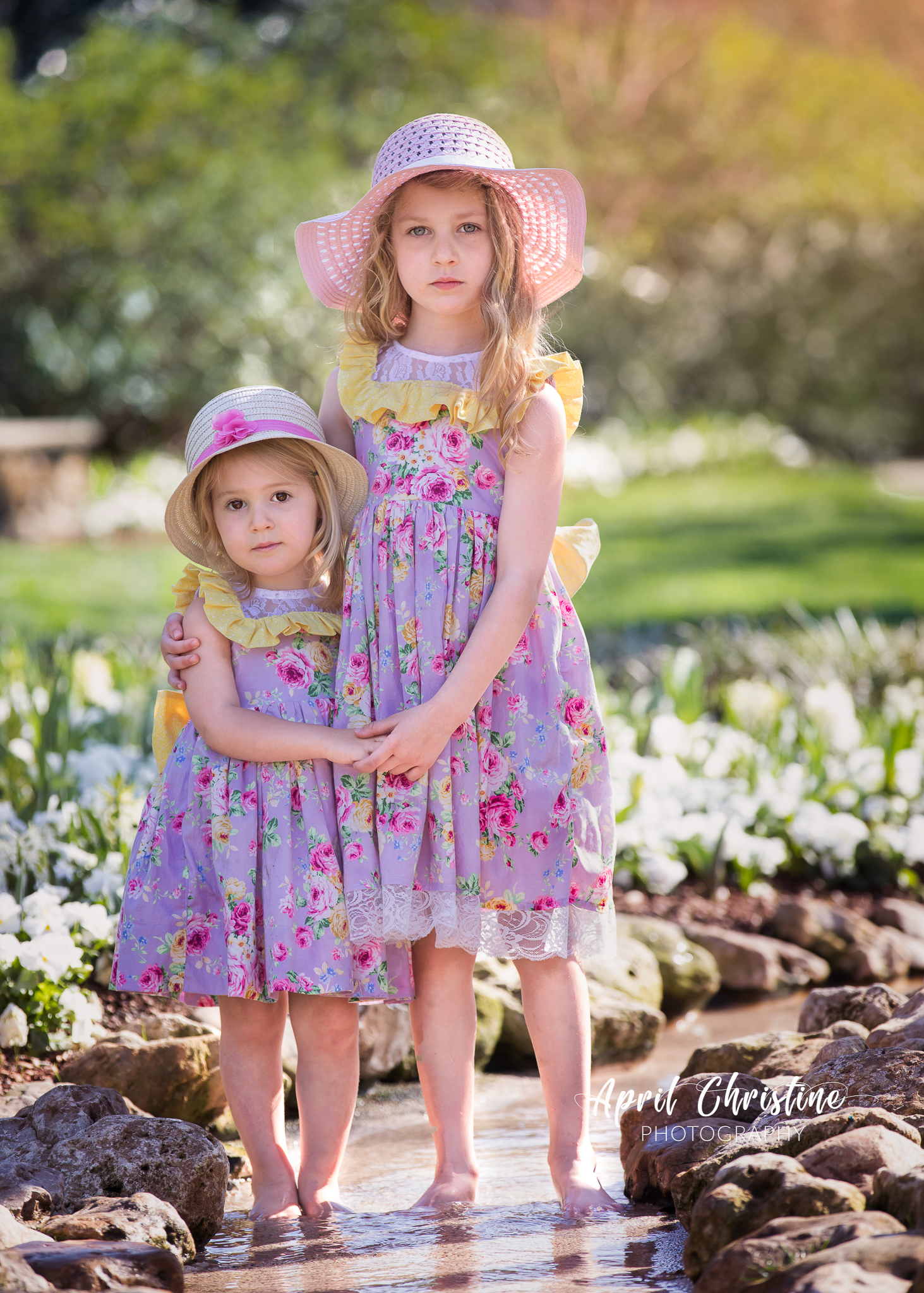 Dallas Arboretum Child Photographer