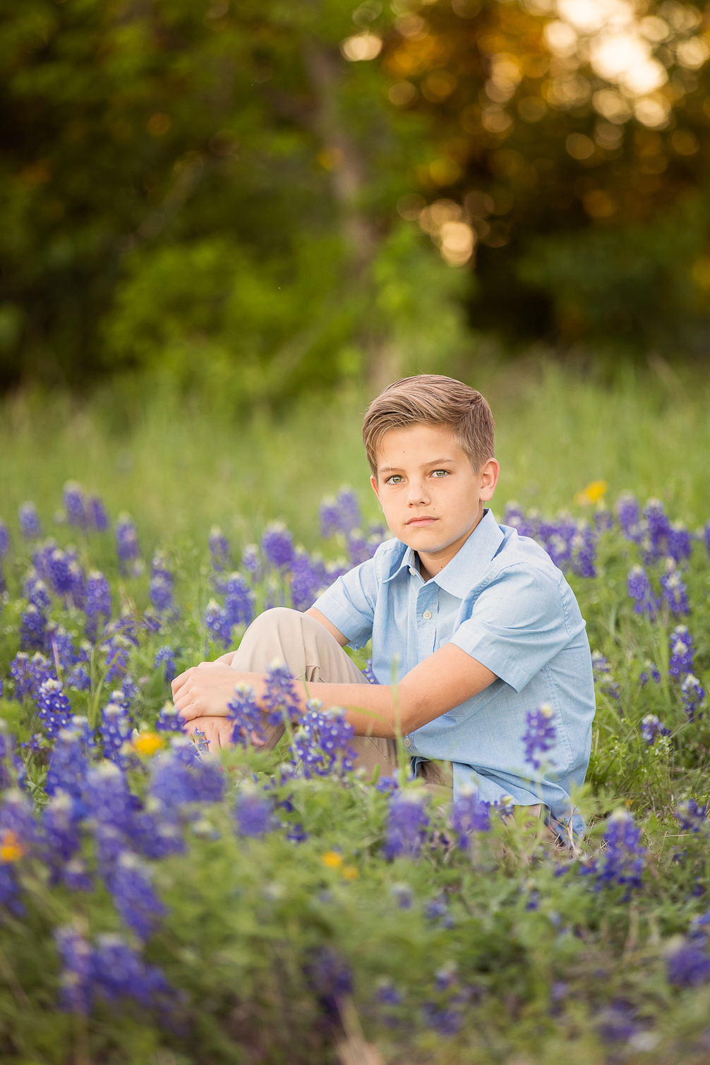 Fort Worth Bluebonnet Photographer
