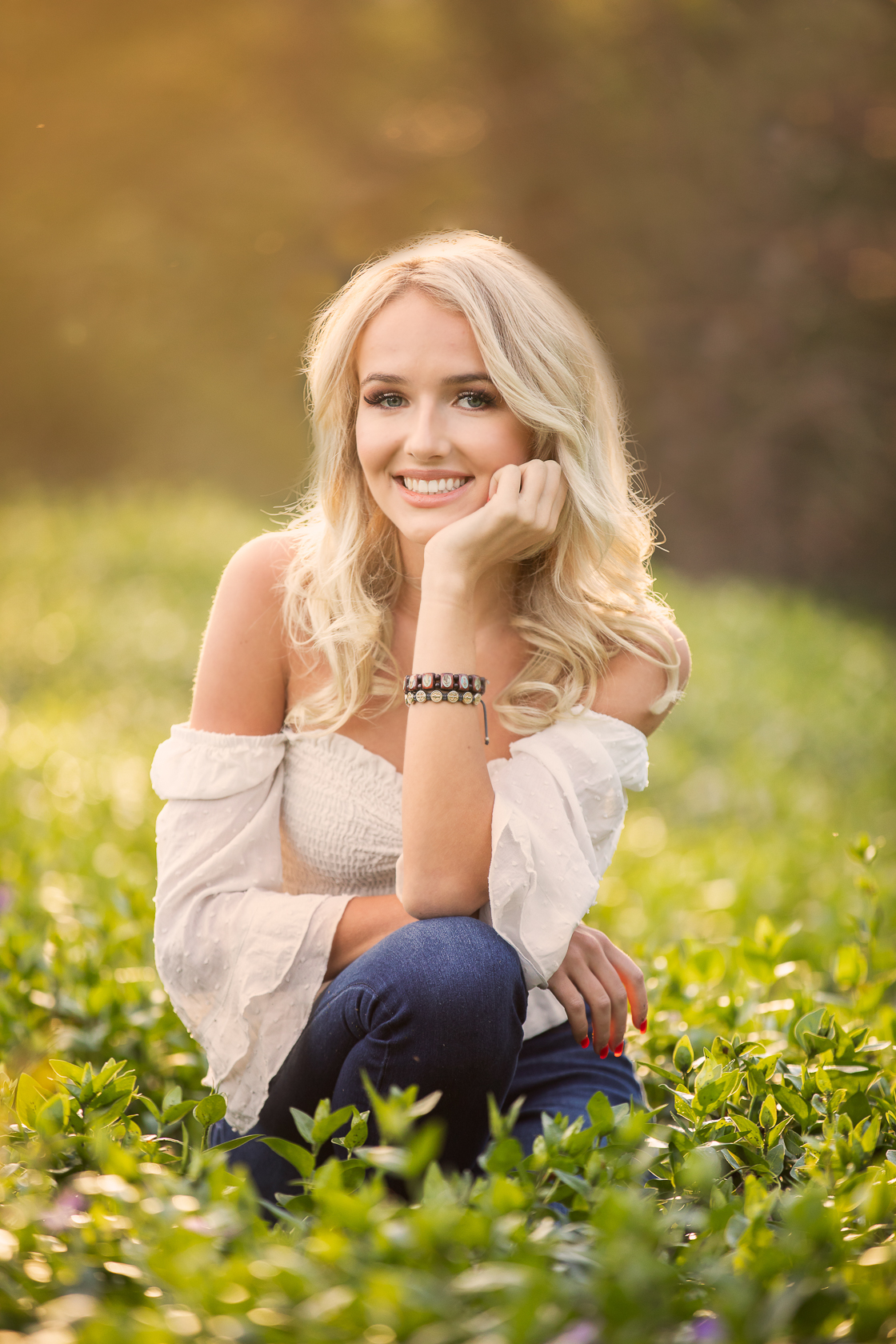 Highland Park Dallas Senior Photographer
